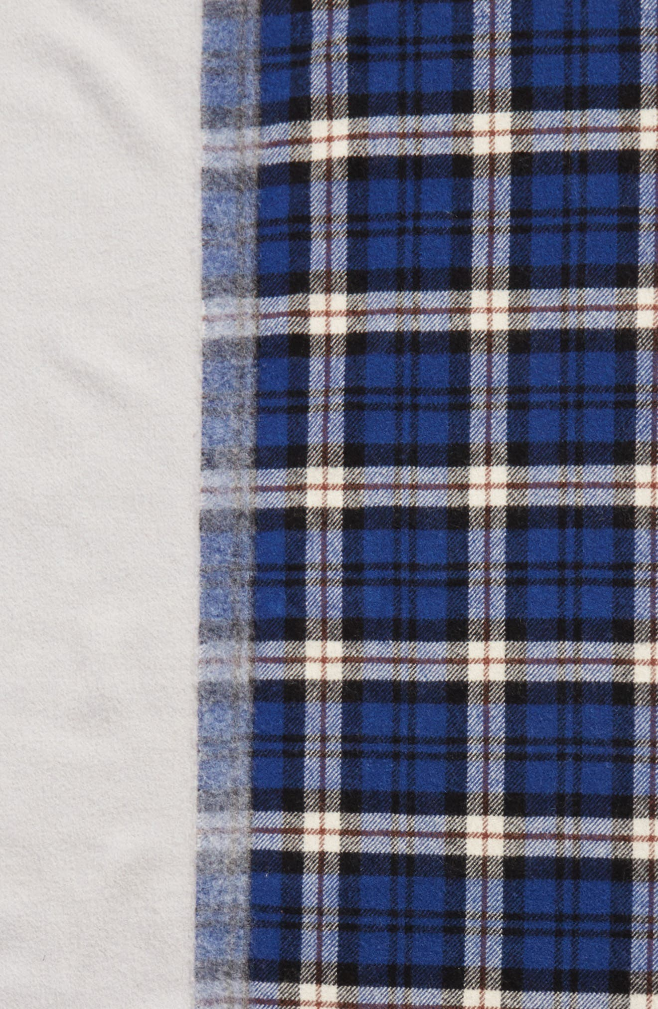Alternate Image 4  - Standard Form Traditional Wool & Cashmere Scarf
