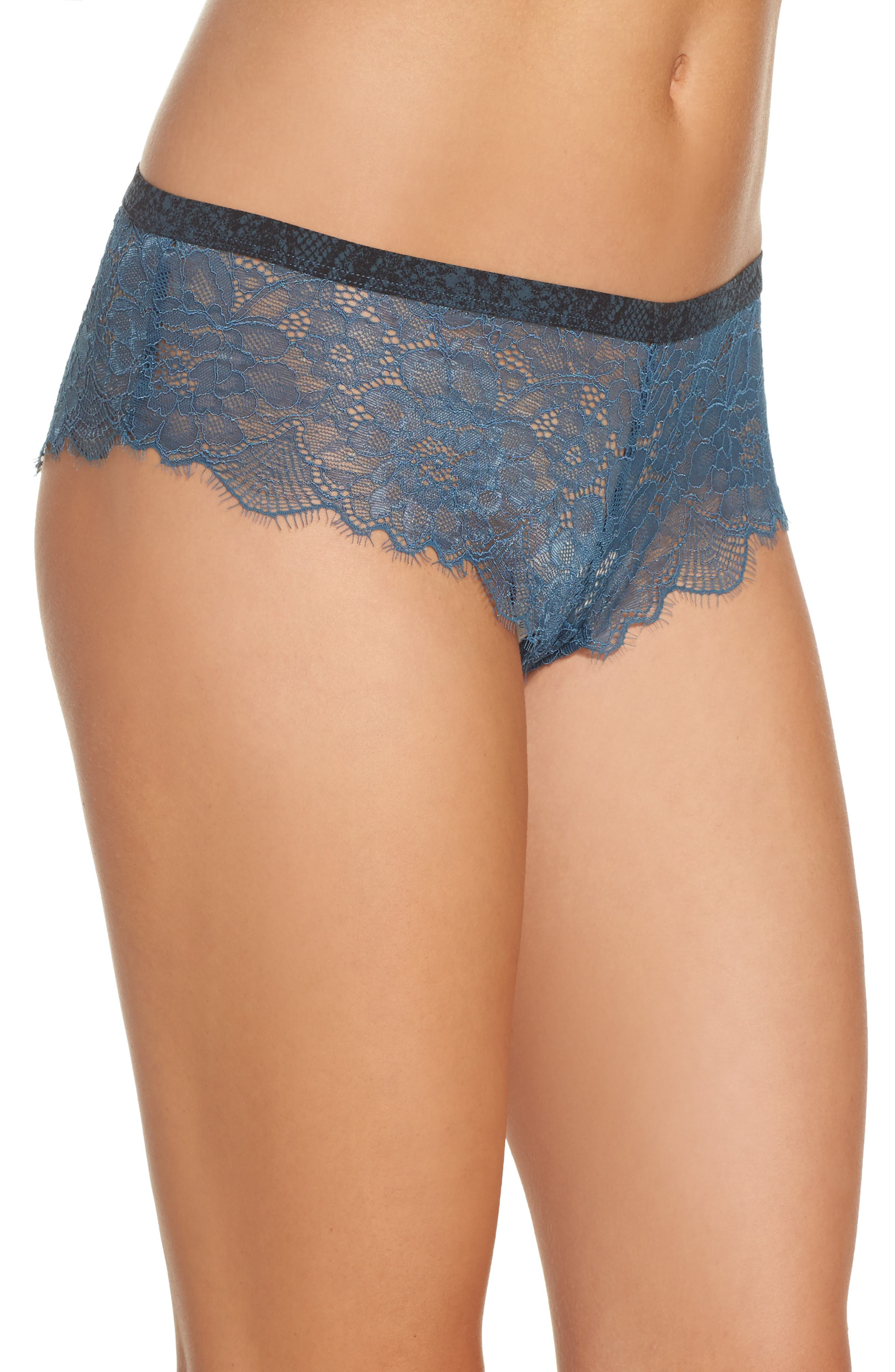 Alternate Image 3  - Love Stories Dragonfly Lace Panties