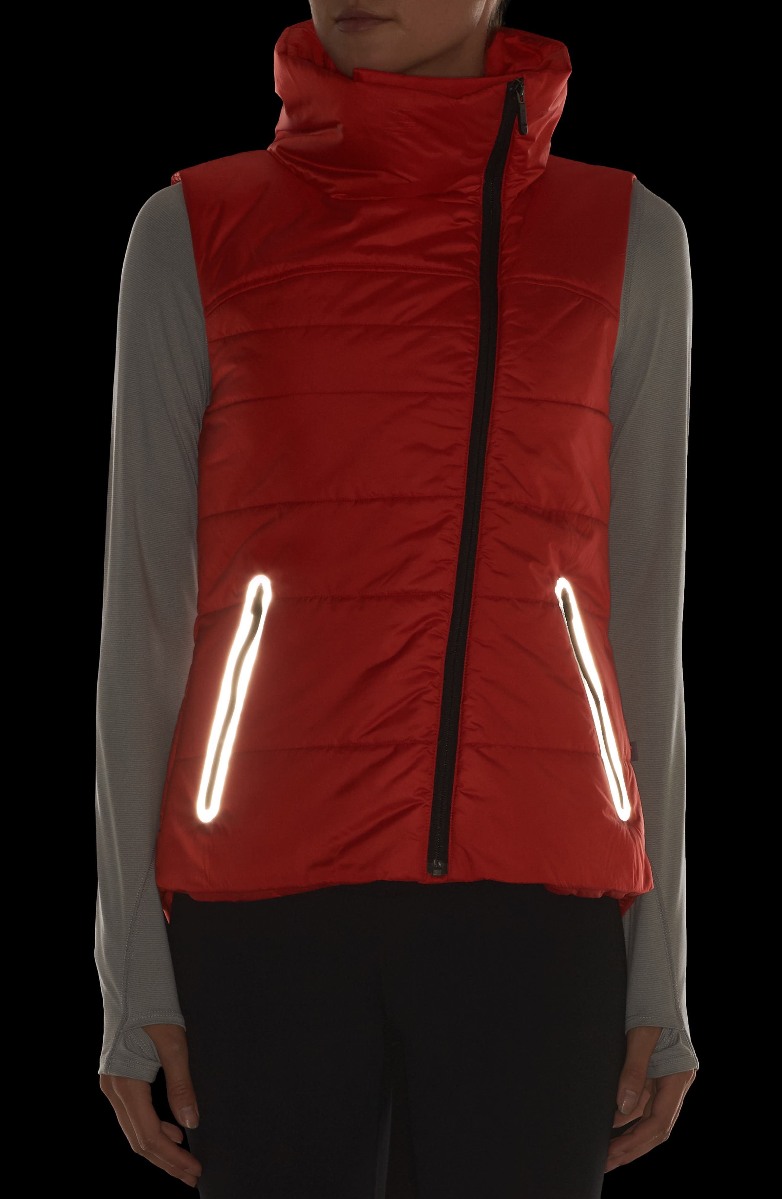 Alternate Image 4  - Zella Dynamic PrimaLoft® Vest