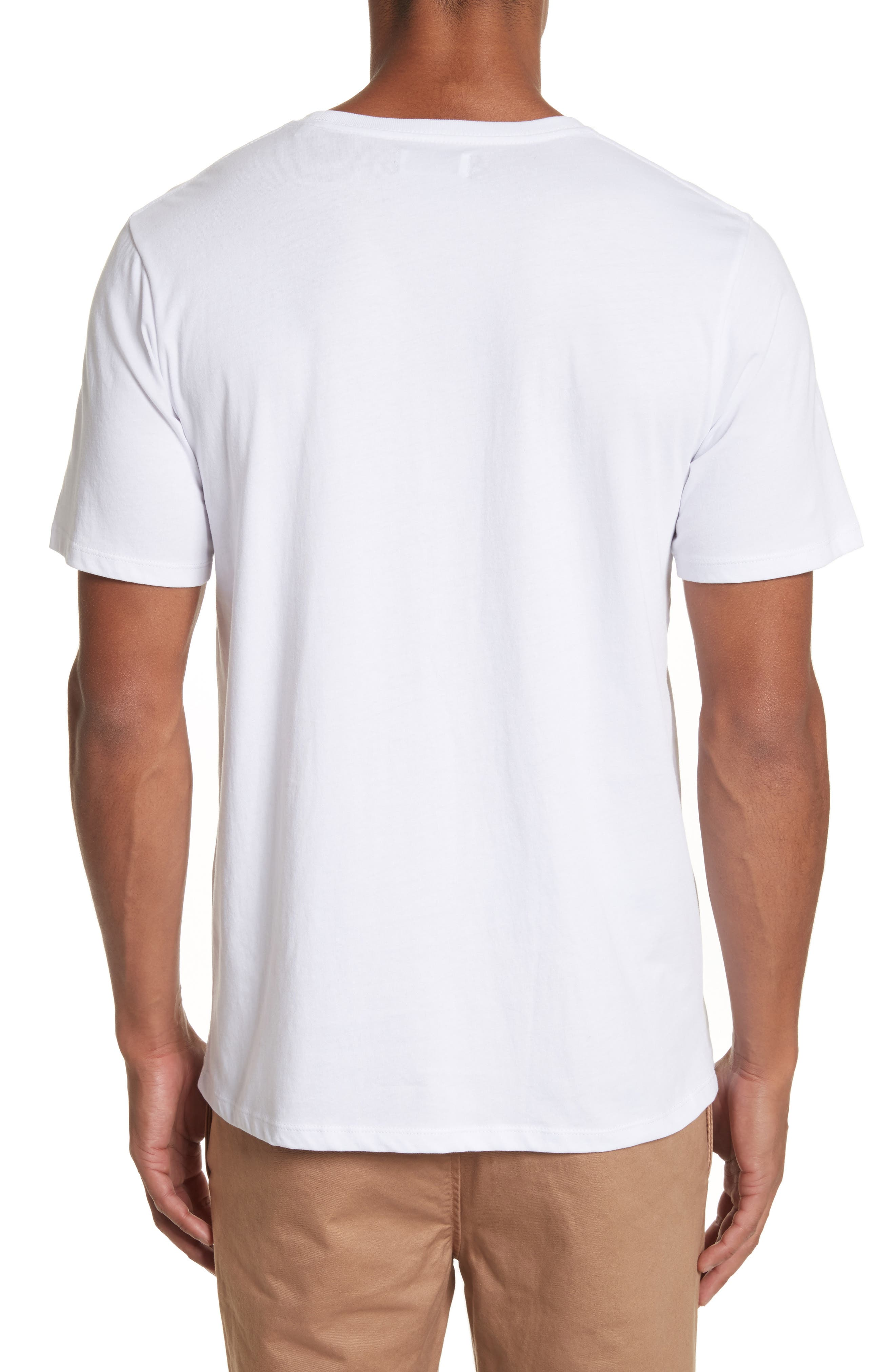 Alternate Image 2  - Saturdays NYC Miller Graphic T-Shirt