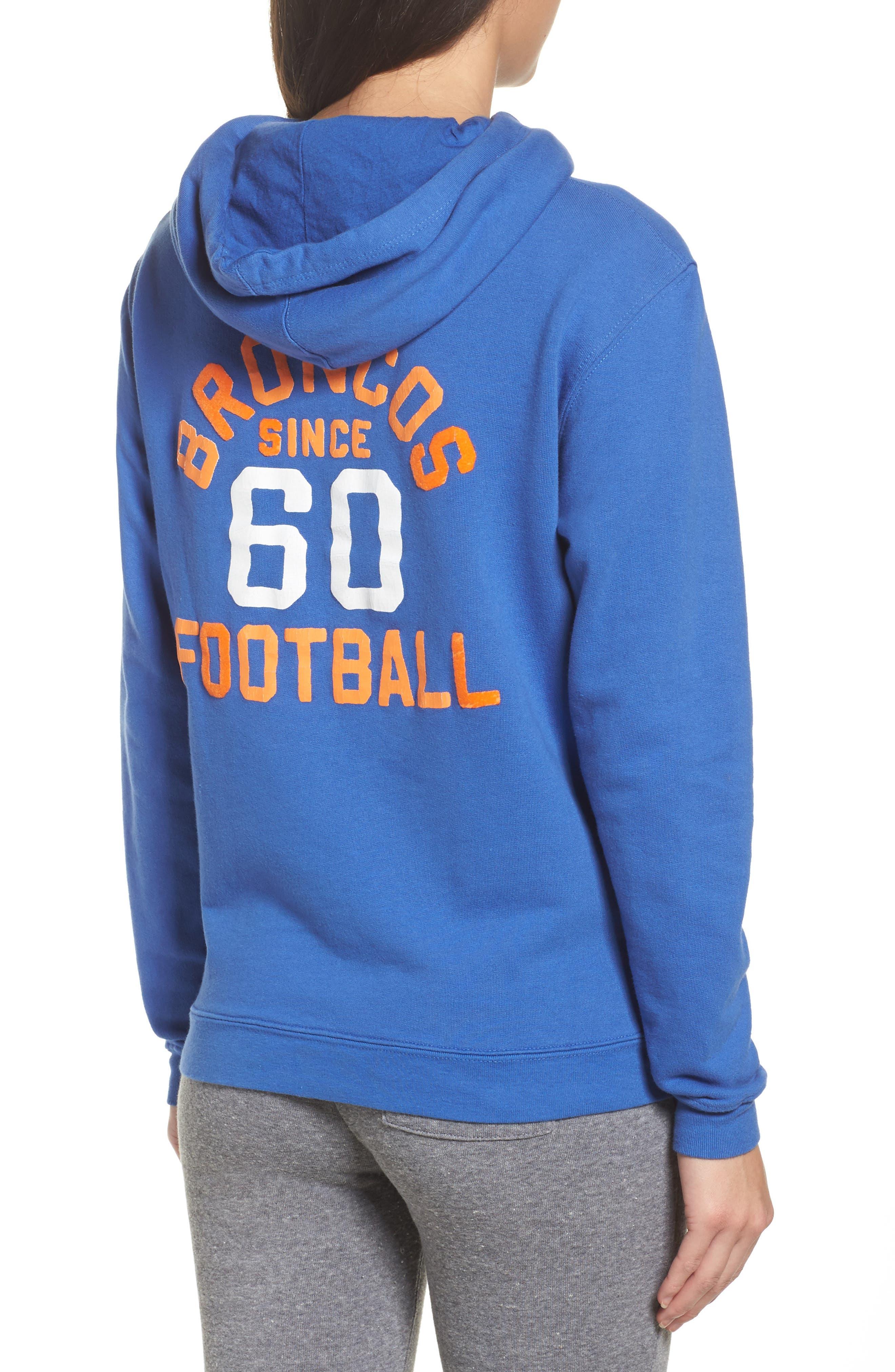 NFL Denver Broncos Sunday Hoodie,                             Alternate thumbnail 2, color,                             Liberty