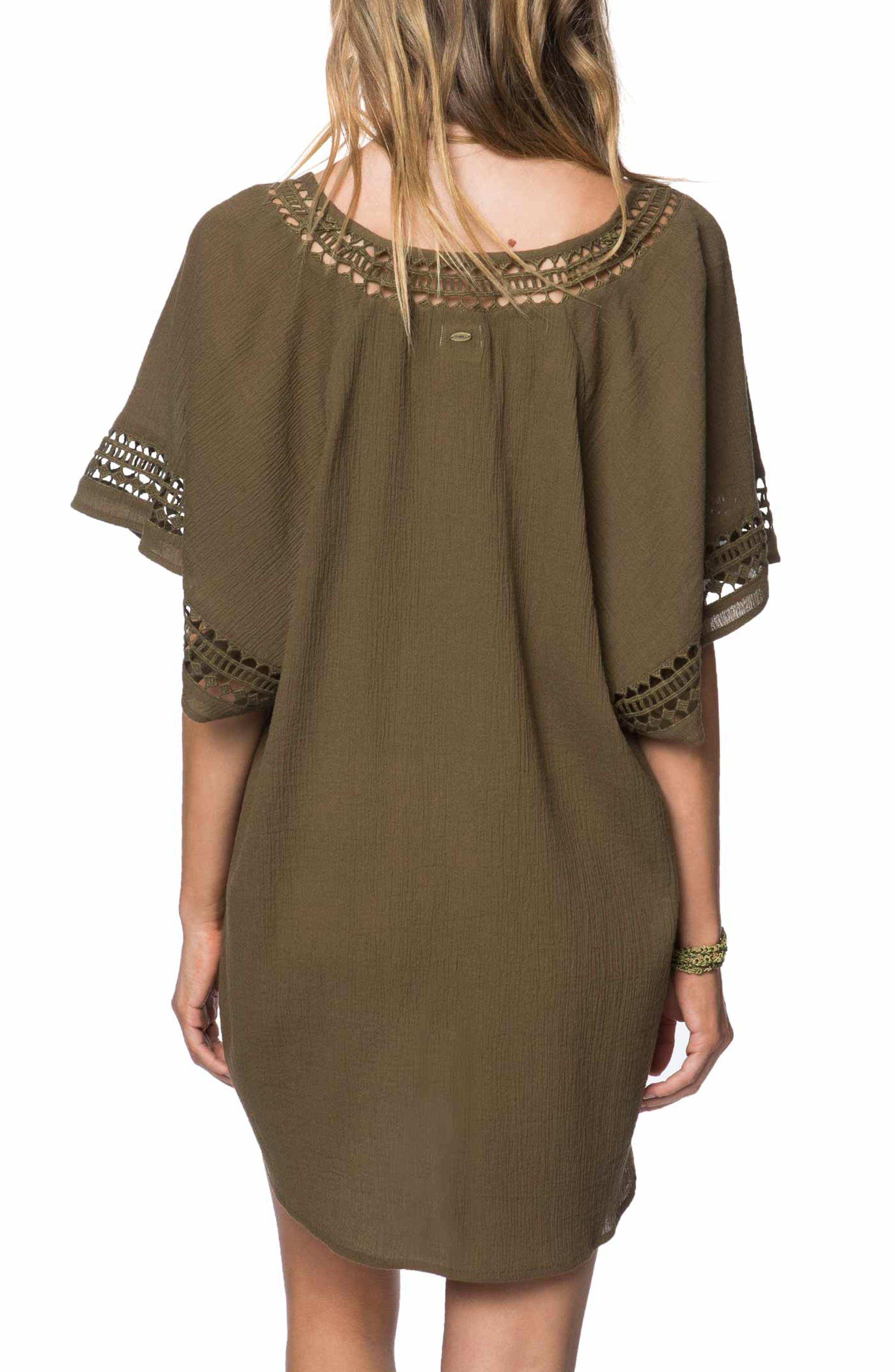 Alternate Image 2  - O'Neill Celeste Cover-Up Dress