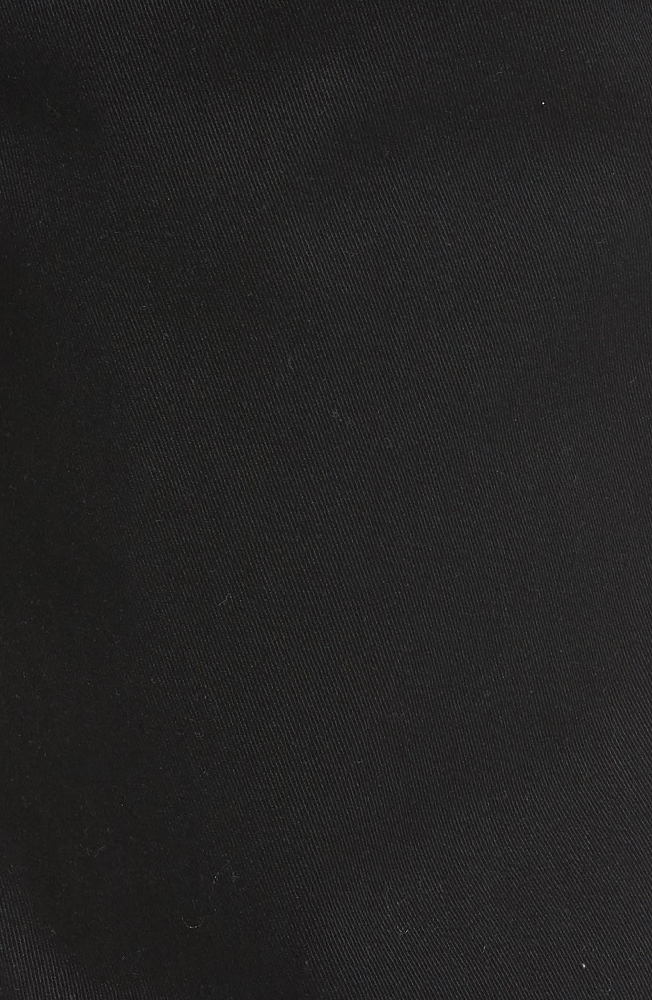 Blake Slim Fit Jeans,                             Alternate thumbnail 5, color,                             Blackened