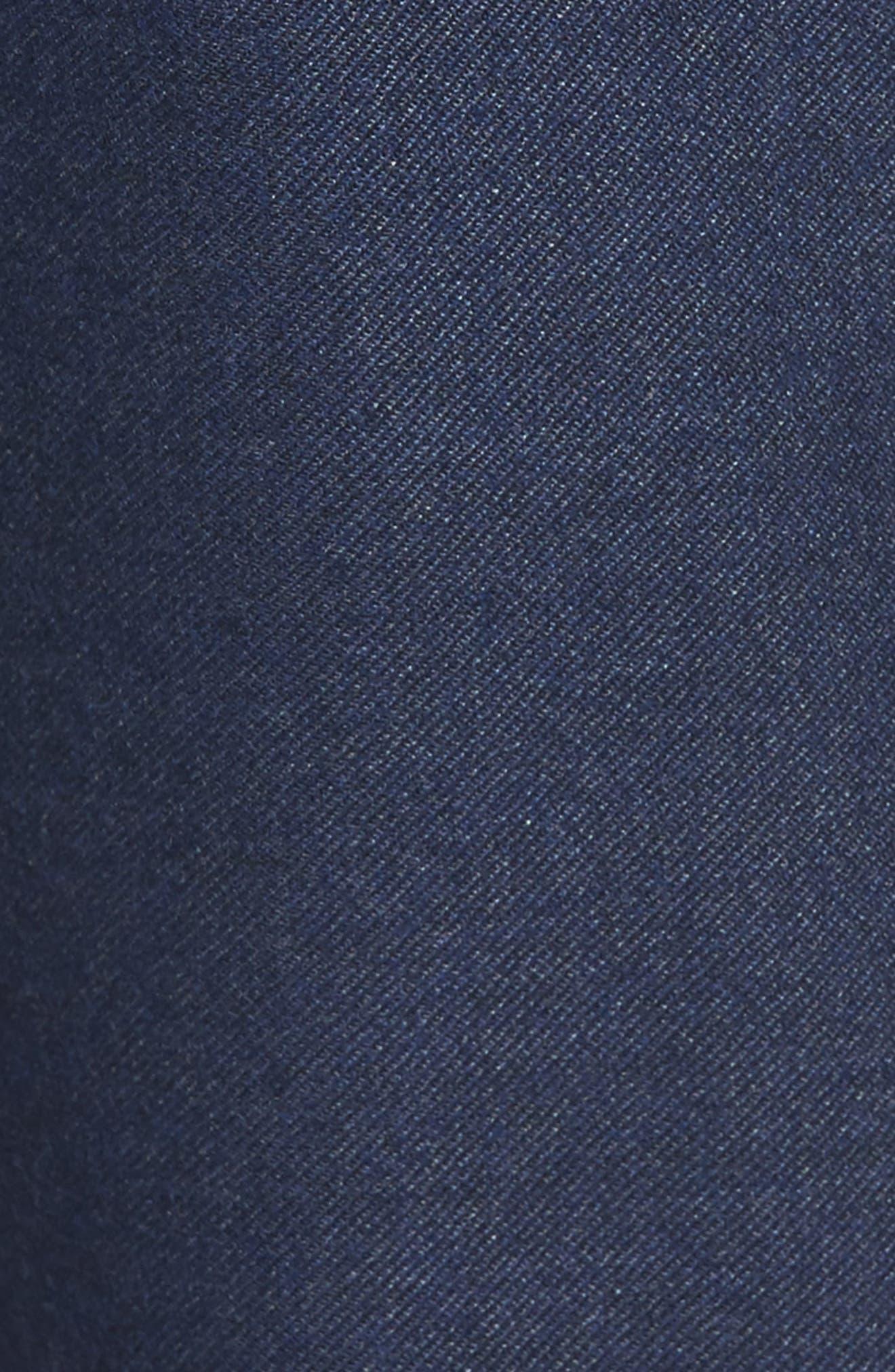 Alternate Image 5  - Bugatchi Wool Blend Pants