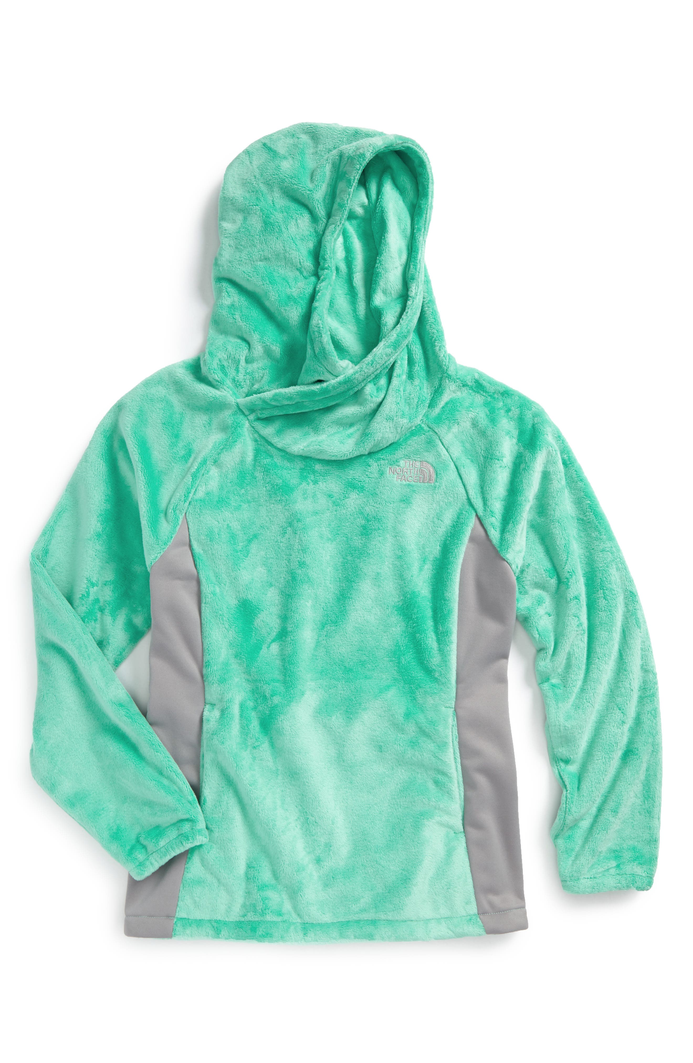 Alternate Image 1 Selected - The North Face Oso Fleece Pullover (Little Girls & Big Girls)