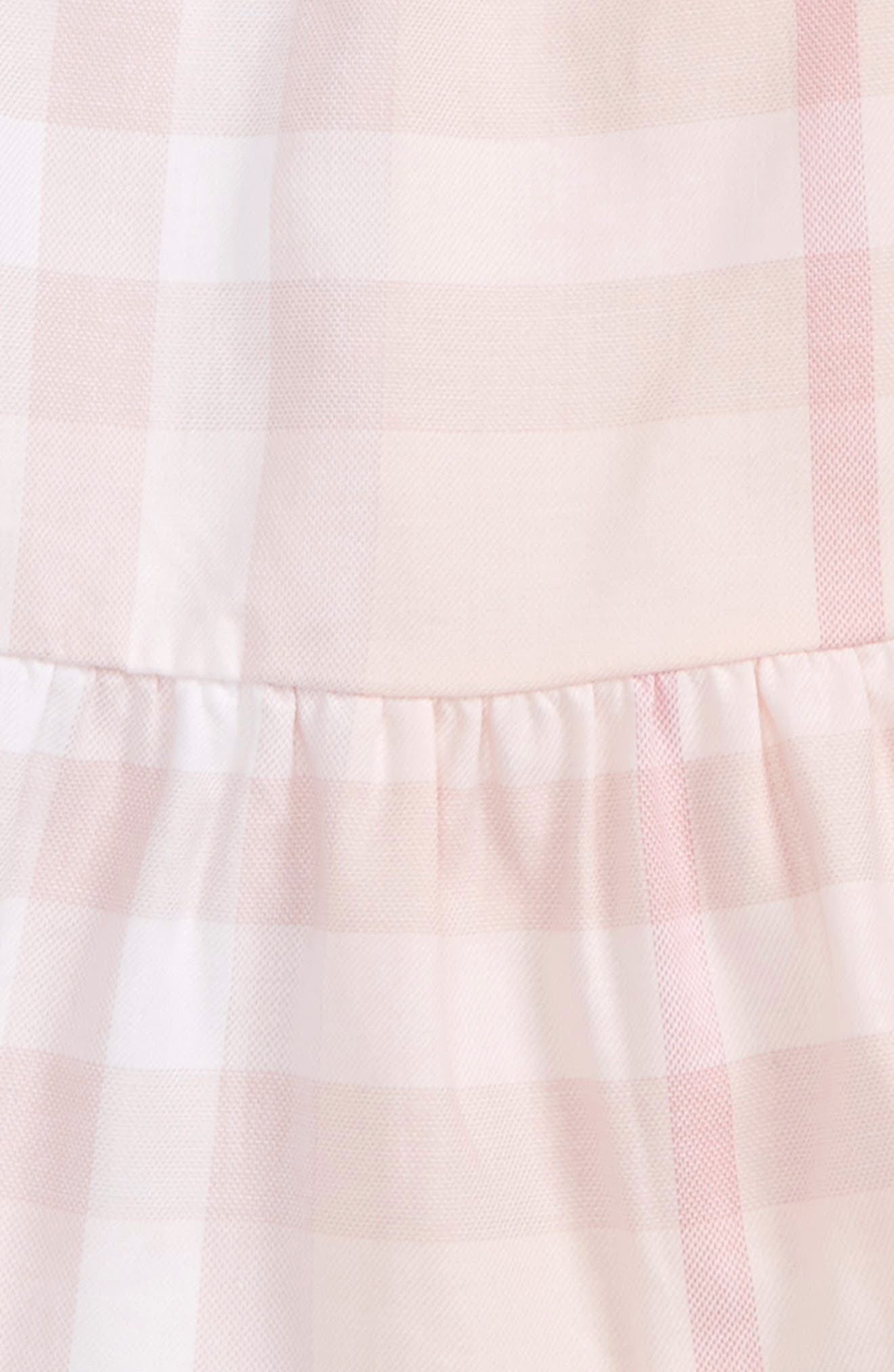 Alternate Image 2  - Burberry Kloey Dress (Baby Girls)