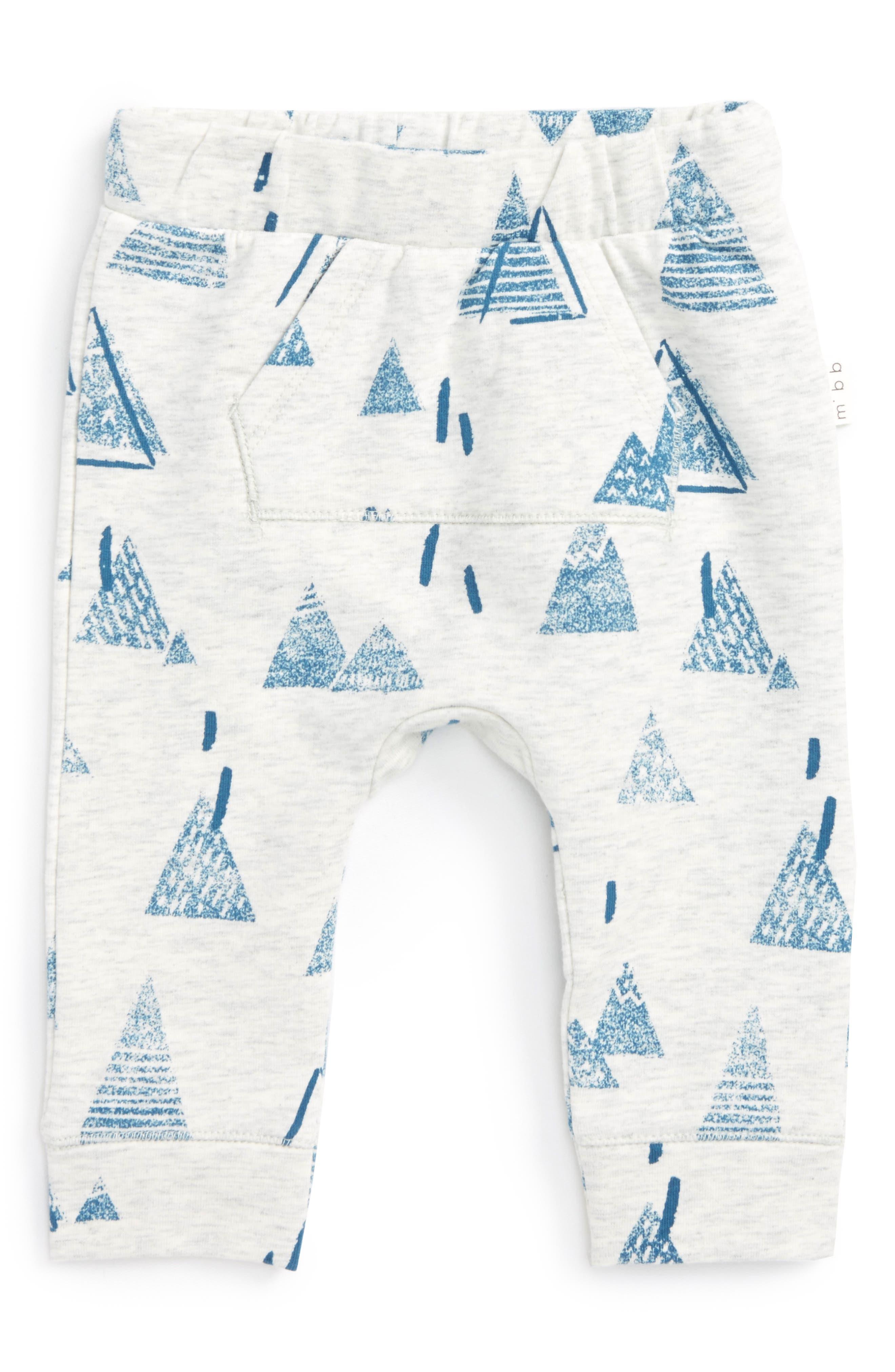 Miles Baby Print Jogger Pants (Baby Boys)