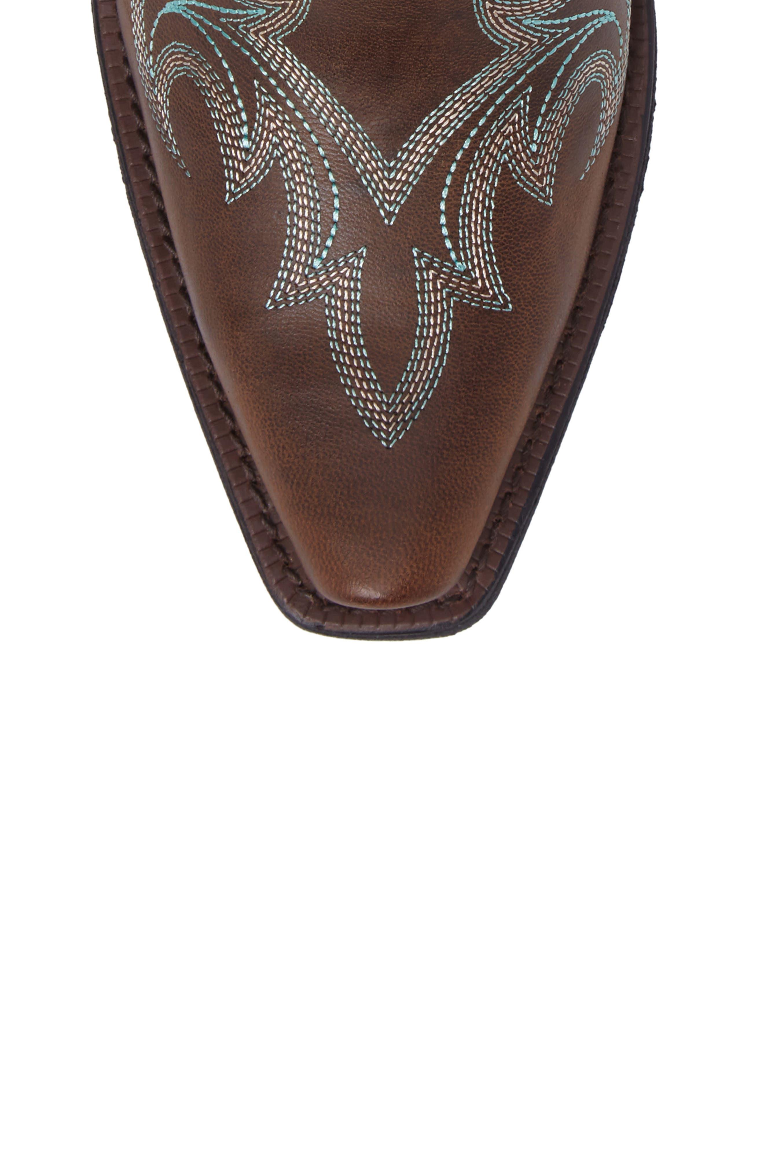 Alternate Image 5  - Ariat Round Up Renegade Western Boot (Women)