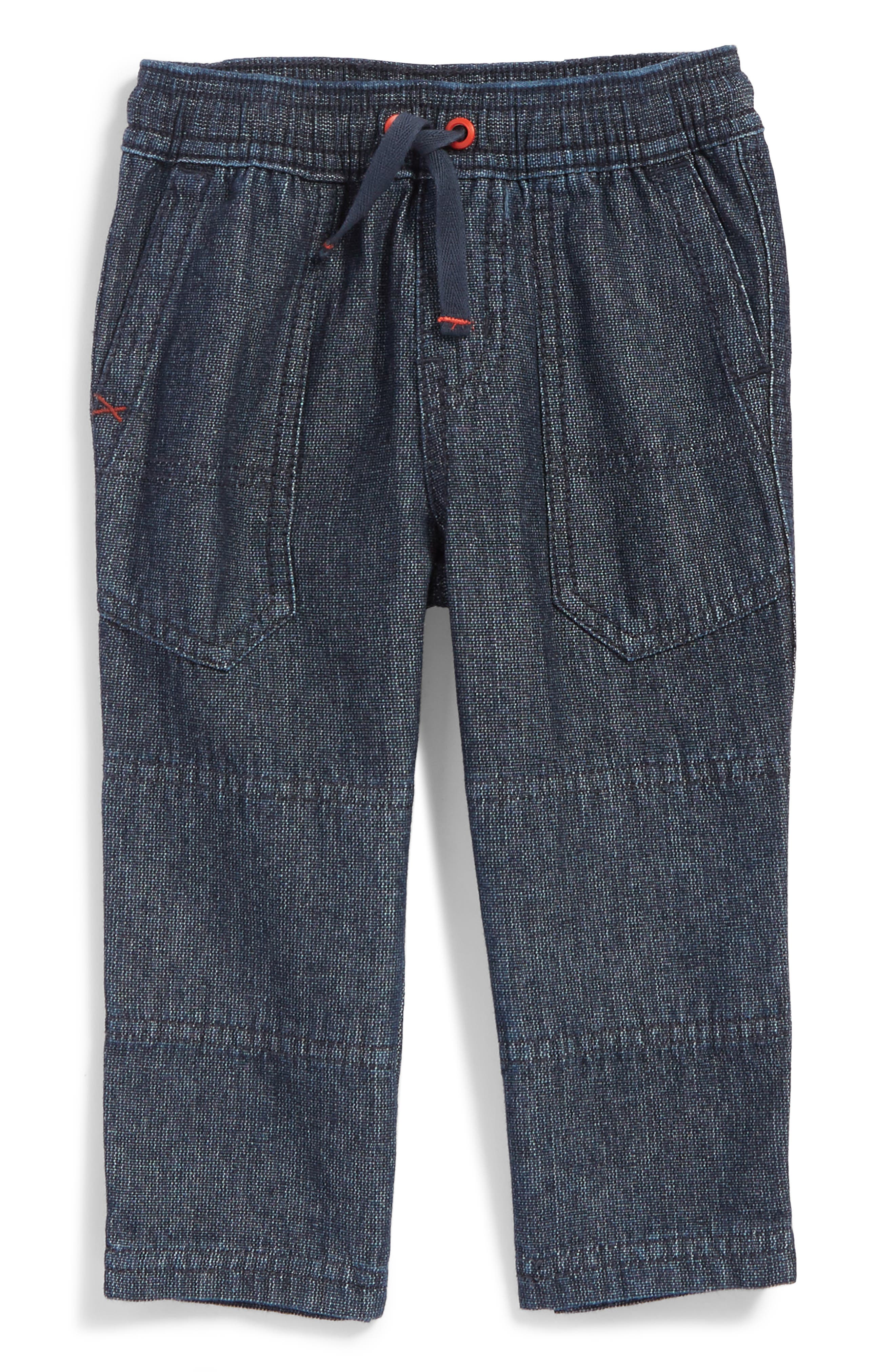 Canvas Explorer Pants,                         Main,                         color, Indigo Wash