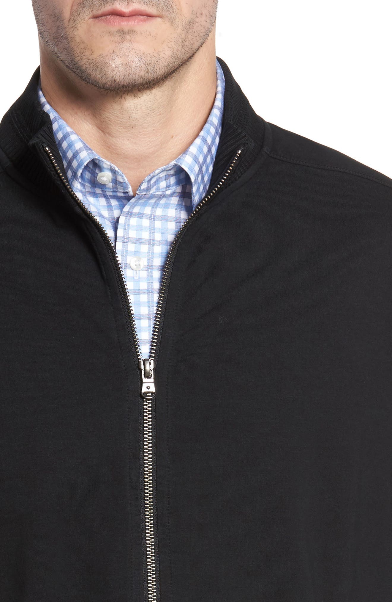 Alternate Image 4  - Thaddeus Banyon Zip Cardigan
