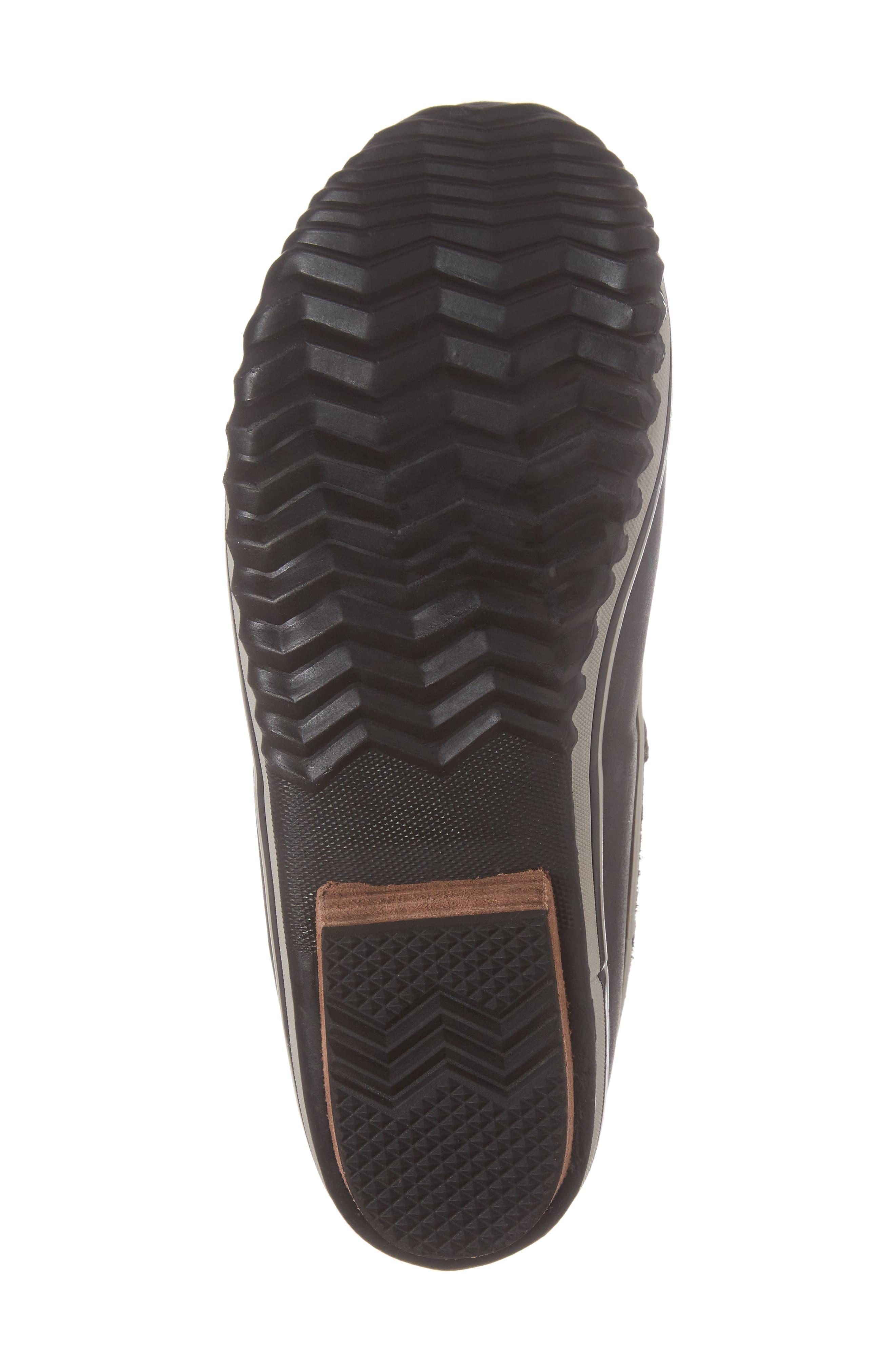 Slimpack II Waterproof Boot,                             Alternate thumbnail 6, color,                             Quarry/ Black