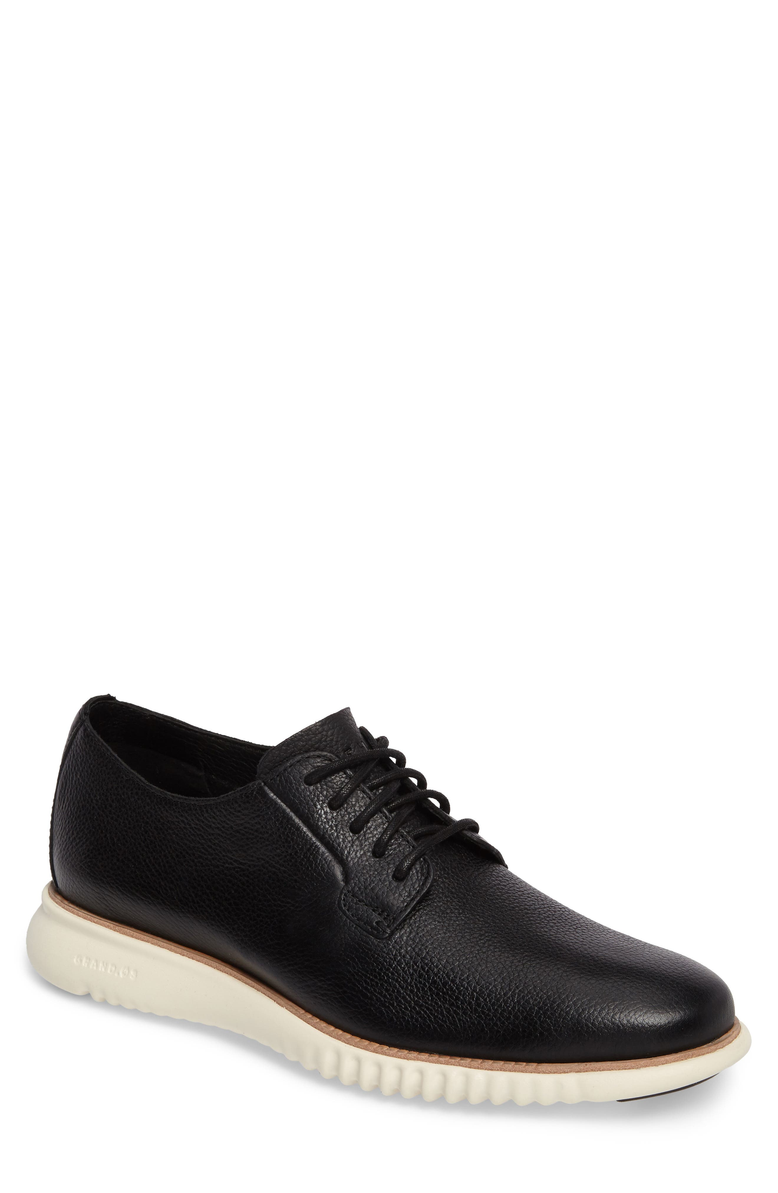 Cole Haan 2.ZeroGrand Plain Toe Derby (Men)