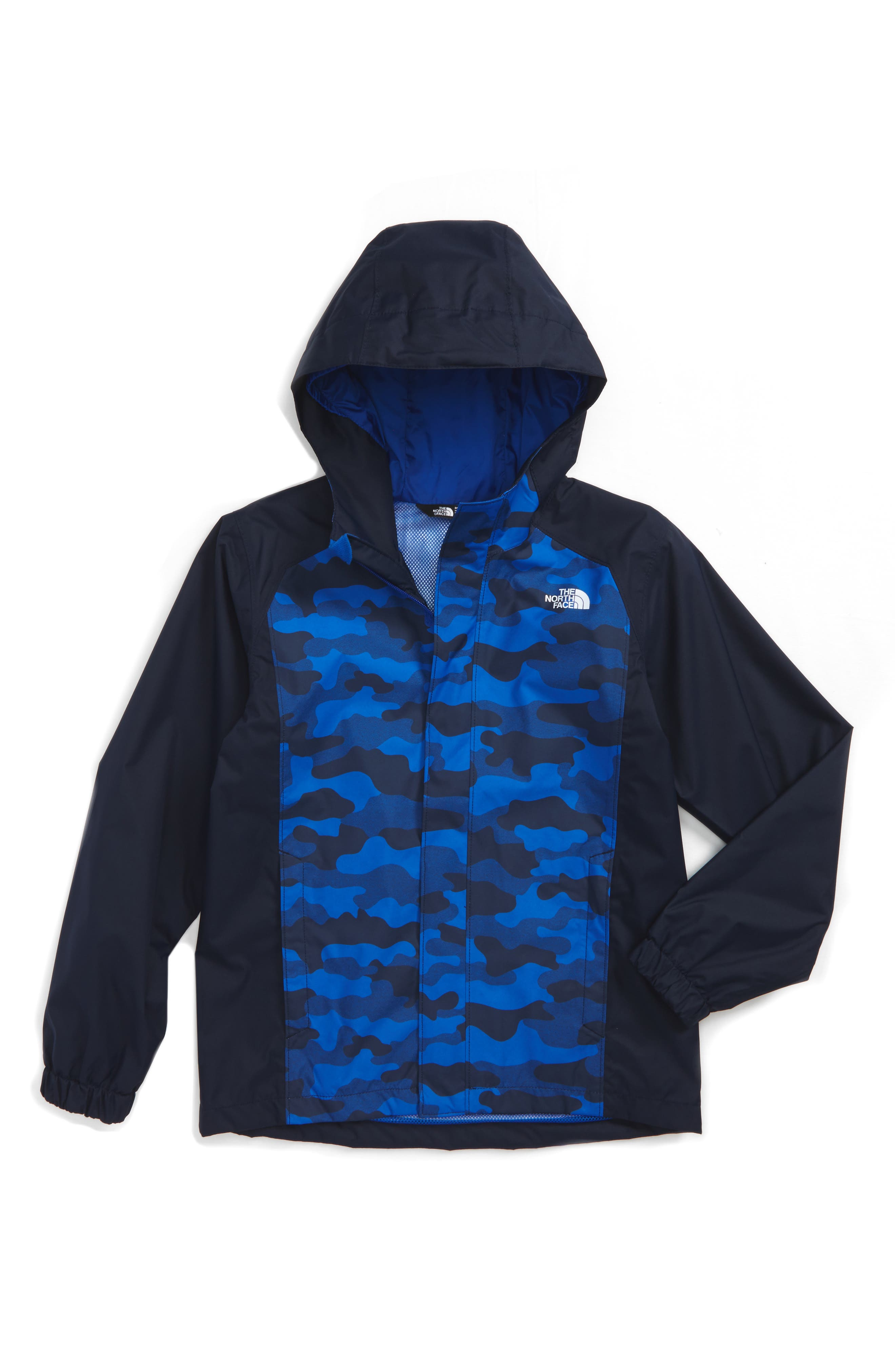 Main Image - The North Face 'Resolve' Waterproof Jacket (Little Boys & Big Boys)