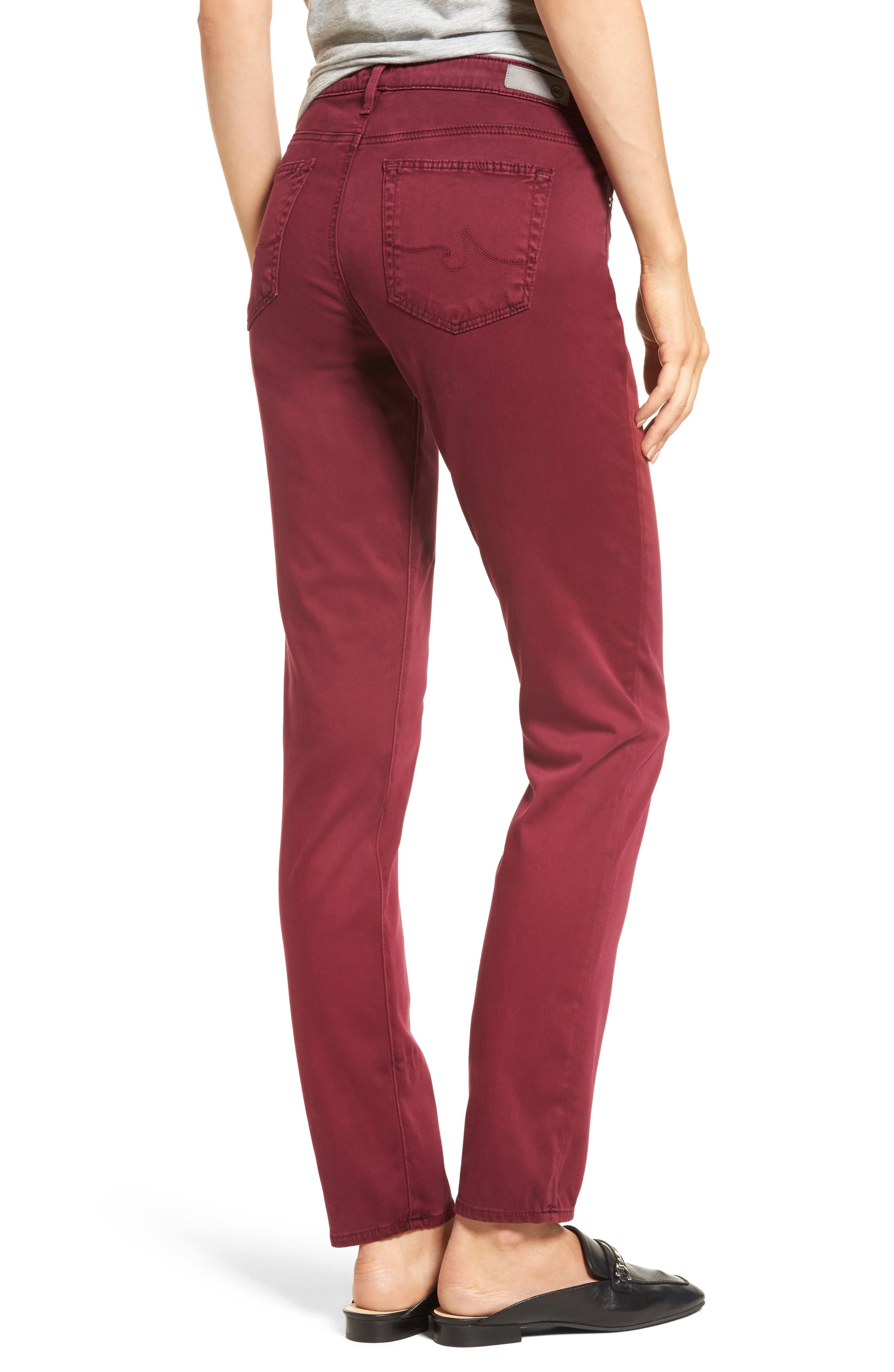Alternate Image 2  - AG 'The Prima' Cigarette Leg Skinny Jeans