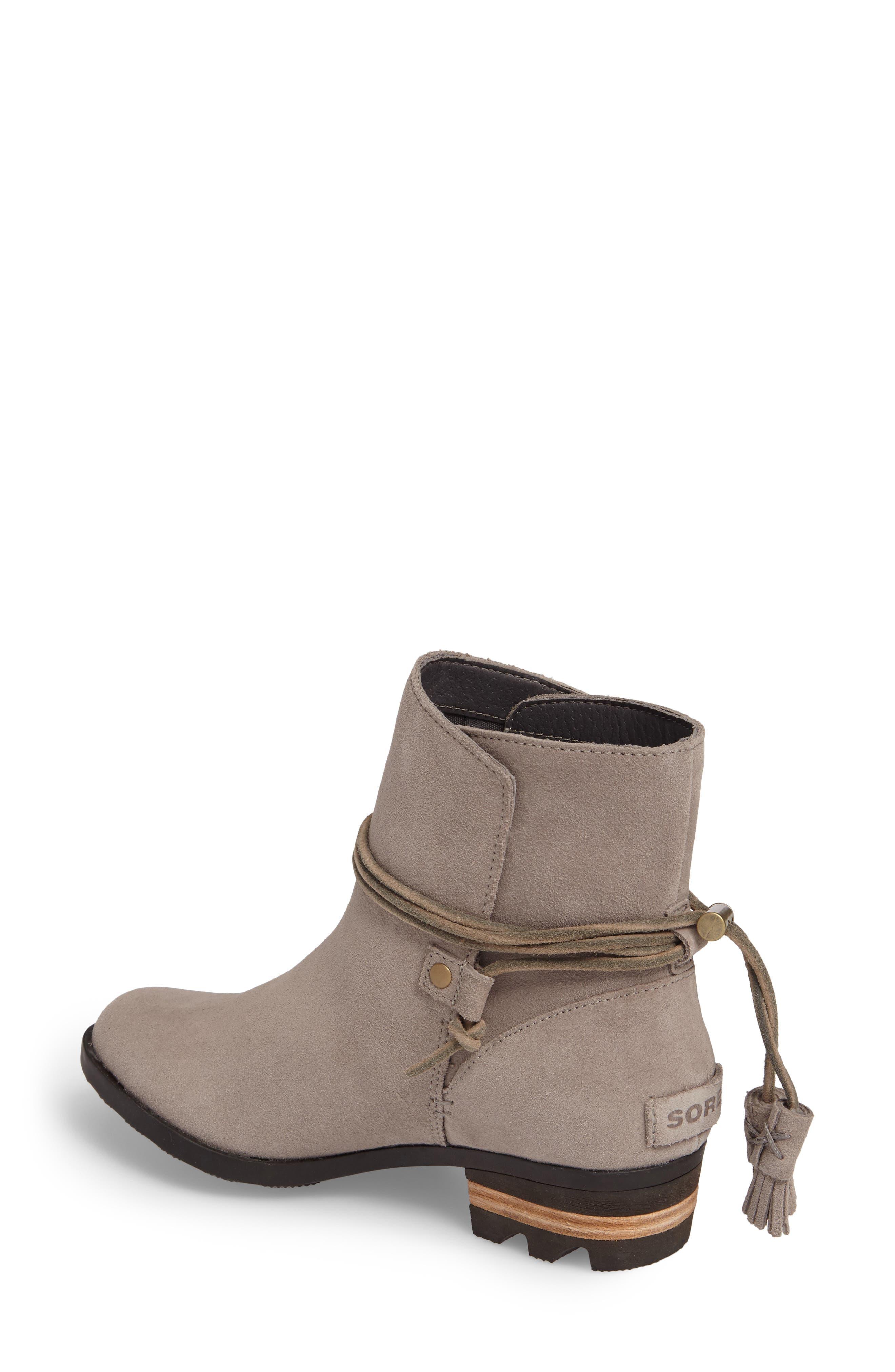 Farah Waterproof Boot,                             Alternate thumbnail 2, color,                             Kettle/ Jet