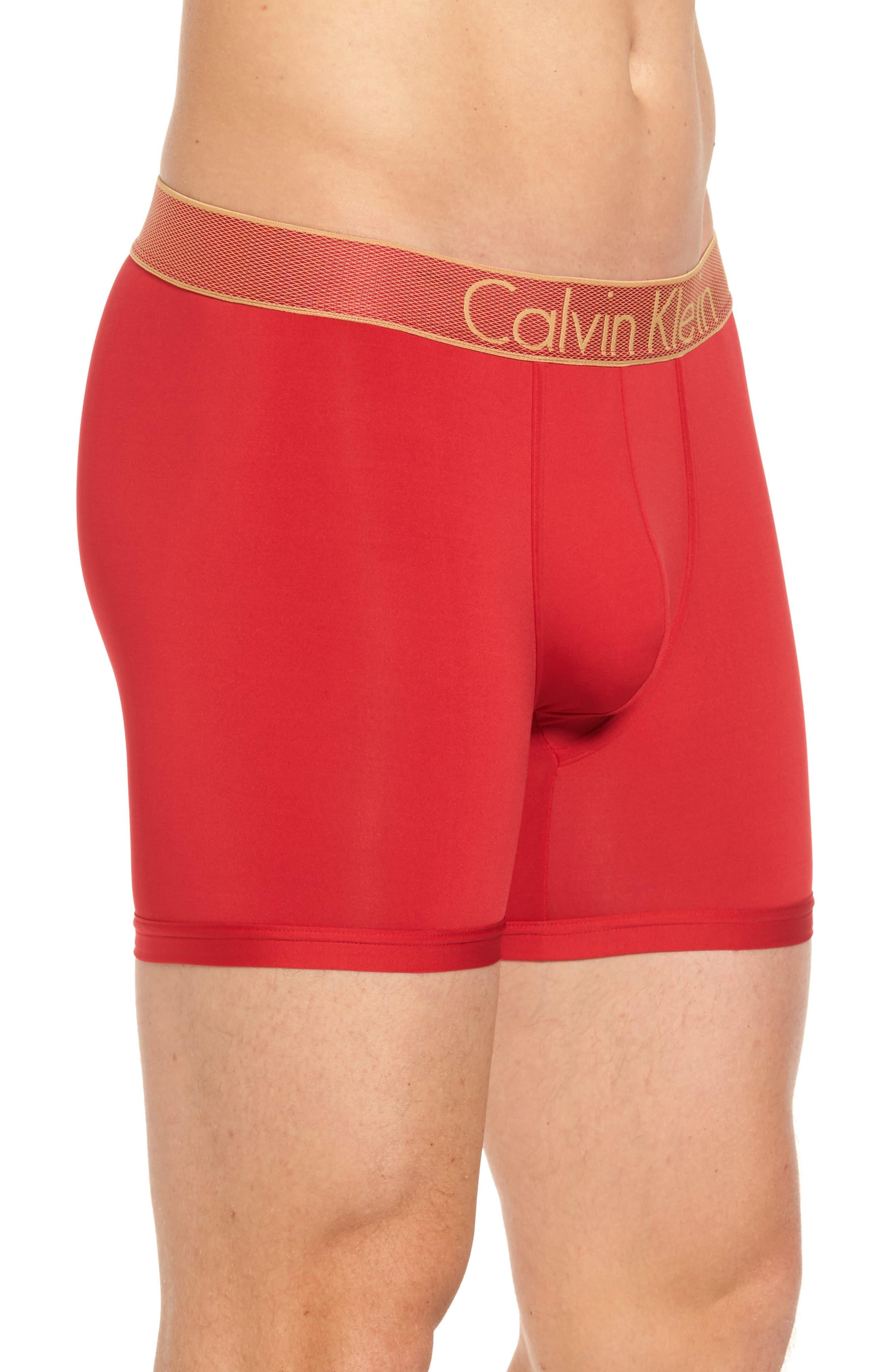 Alternate Image 3  - Calvin Klein Boxer Briefs