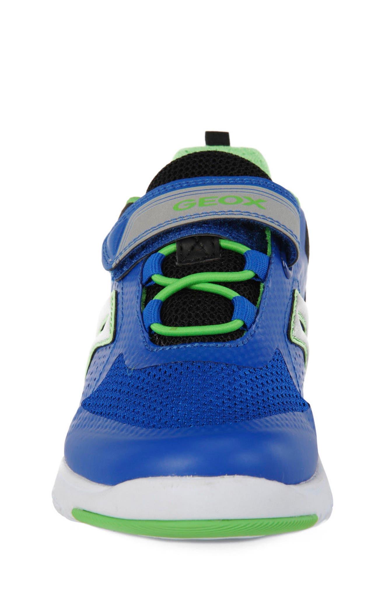 Alternate Image 4  - Geox Xunday Low Top Sneaker (Toddler, Little Kid & Big Kid)