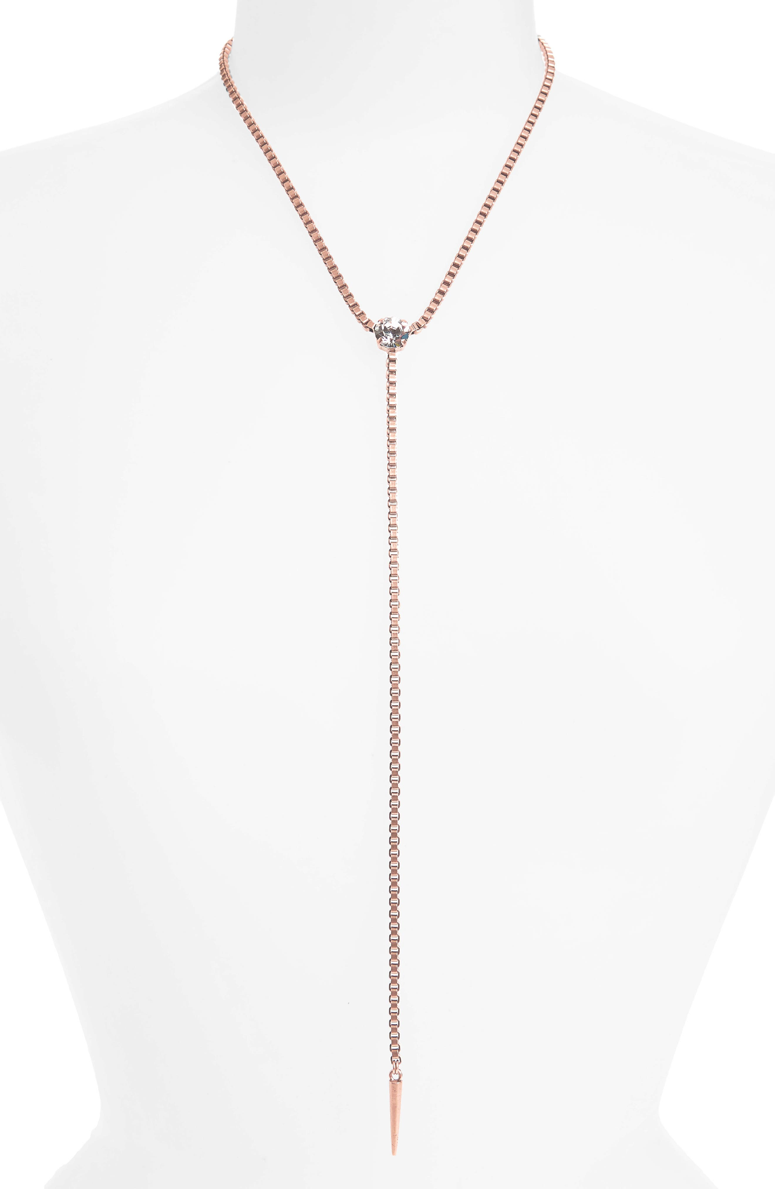 Loren Hope Mallory Y-Necklace