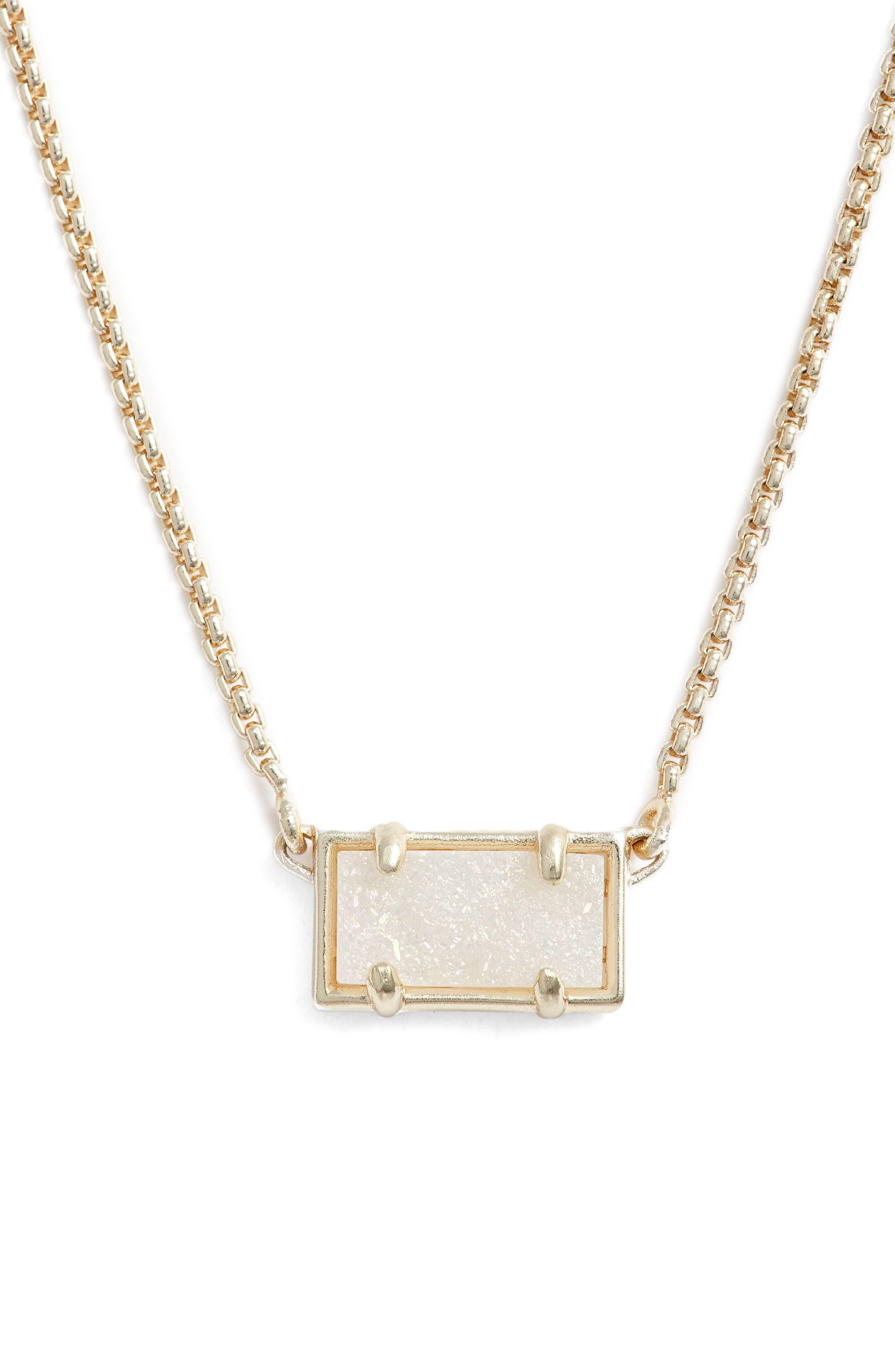 Alternate Image 1 Selected - Kendra Scott Pattie Pendant Necklace