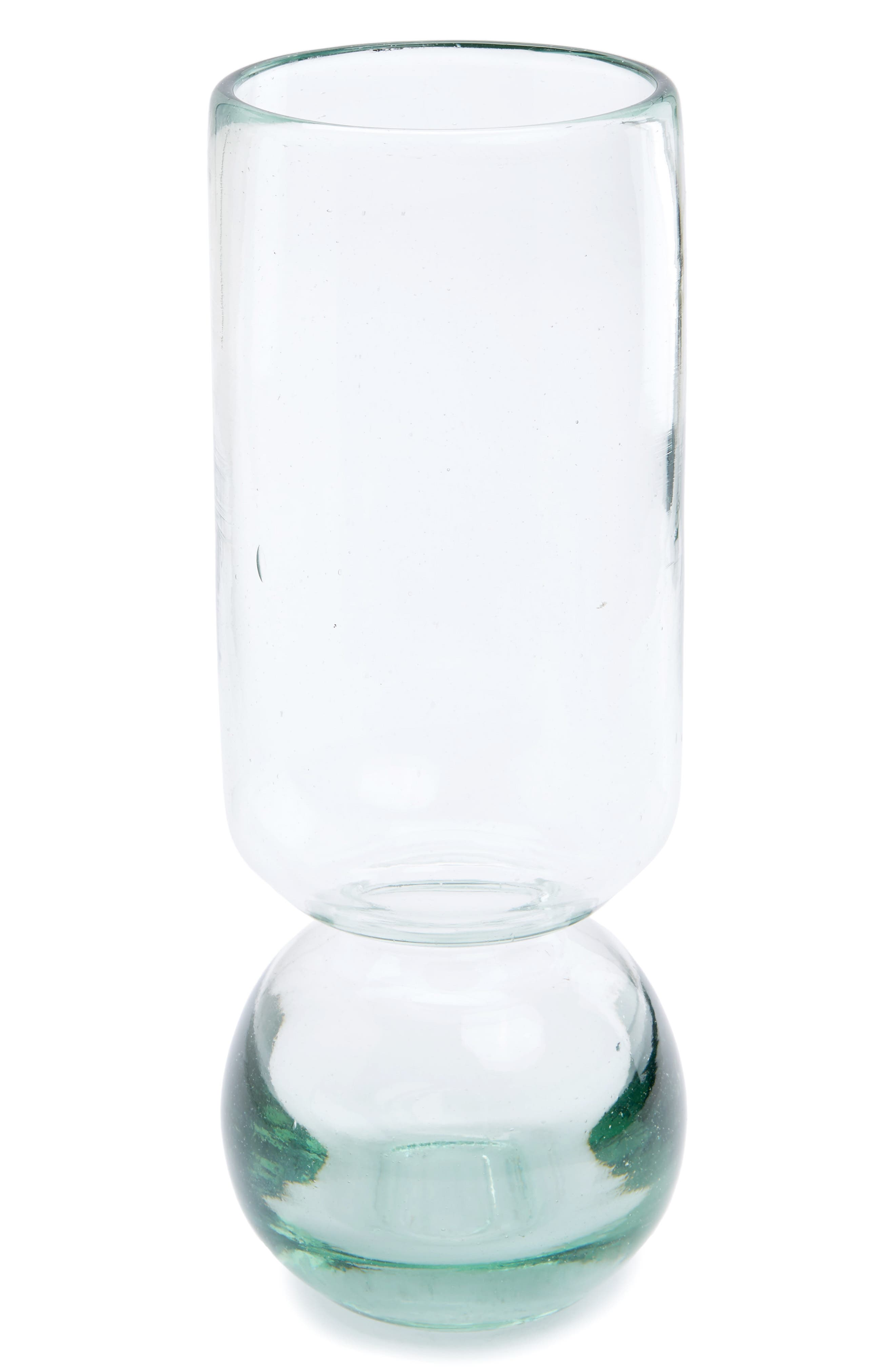 Homart Tall Recycled Glass Vase
