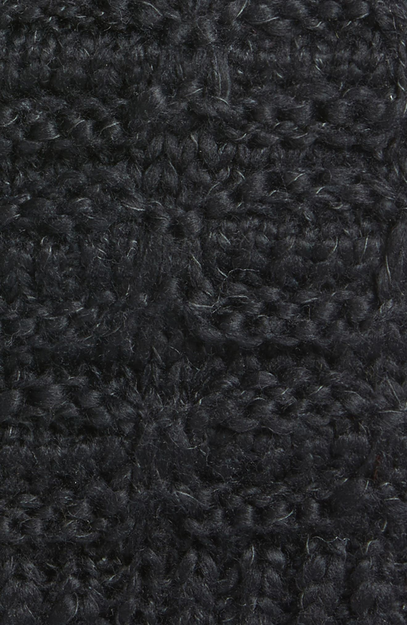 Alternate Image 2  - Treasure & Bond Chunky Knit Arm Warmers