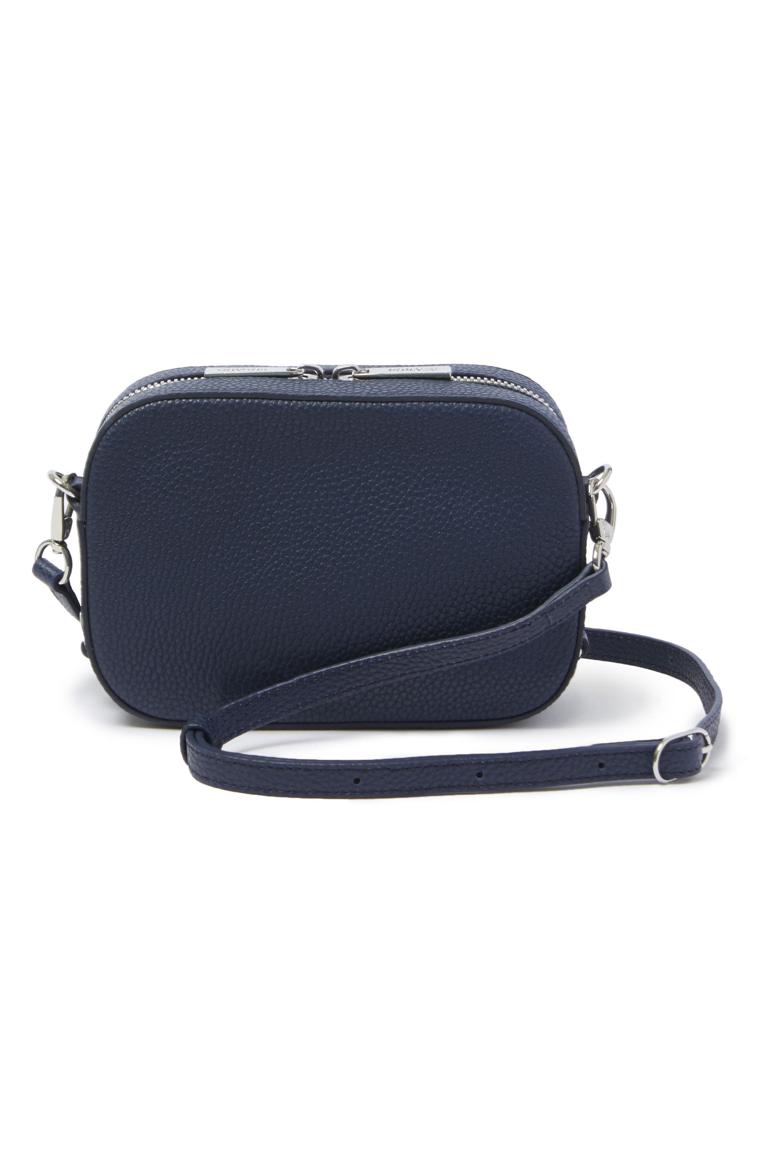 Pop & Suki Leather Camera Bag (Nordstrom Exclusive)