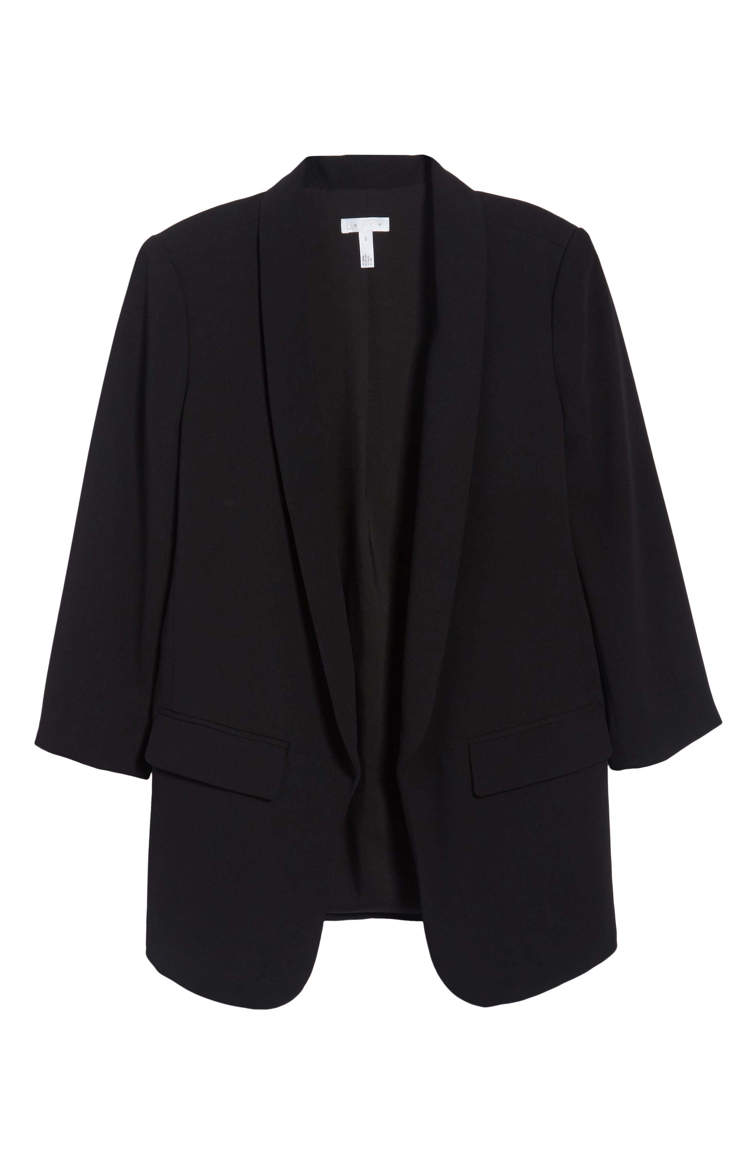 Alternate Image 6  - Leith Longline Blazer
