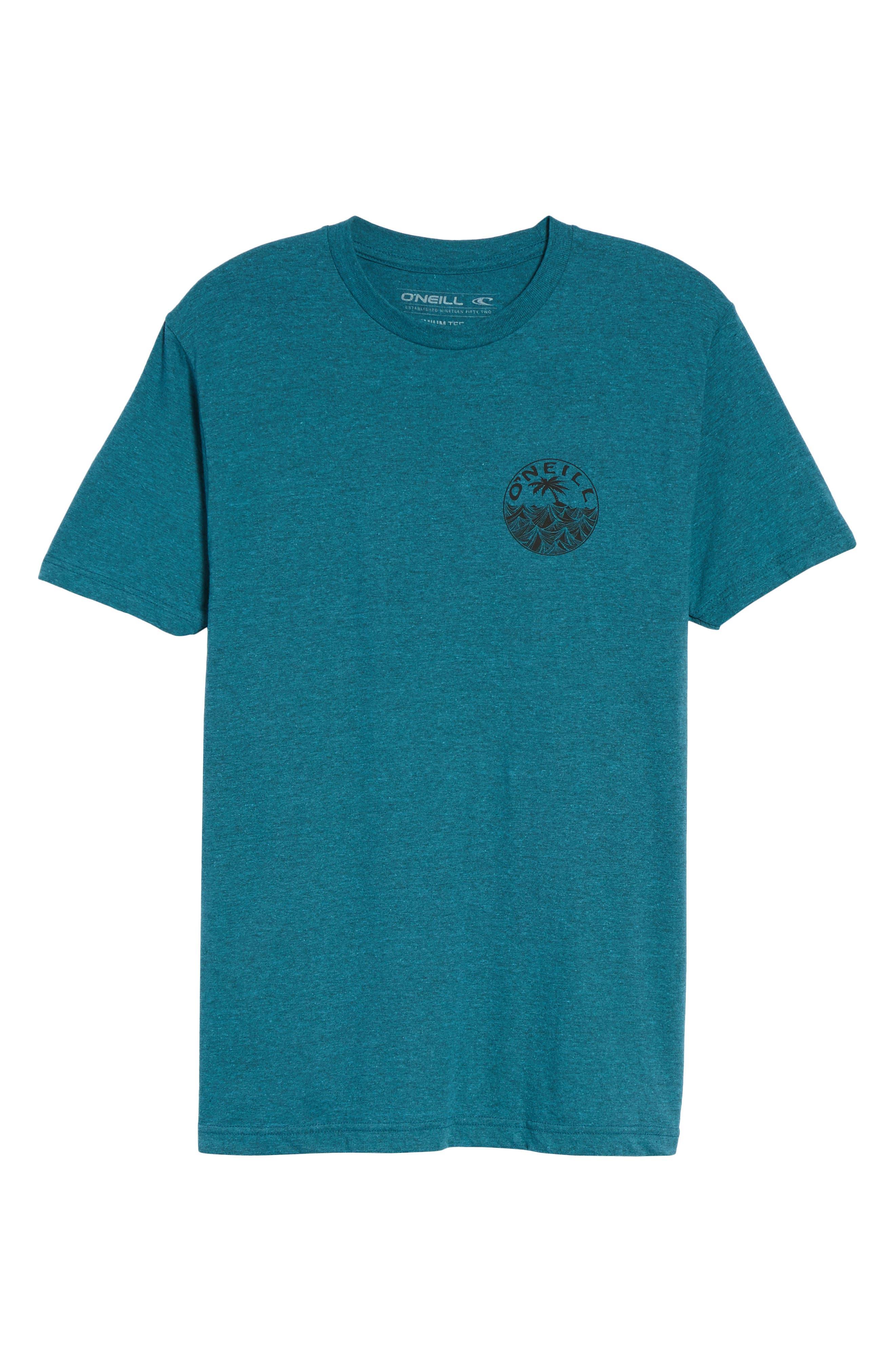 Alternate Image 6  - O'Neill Waver Graphic T-Shirt