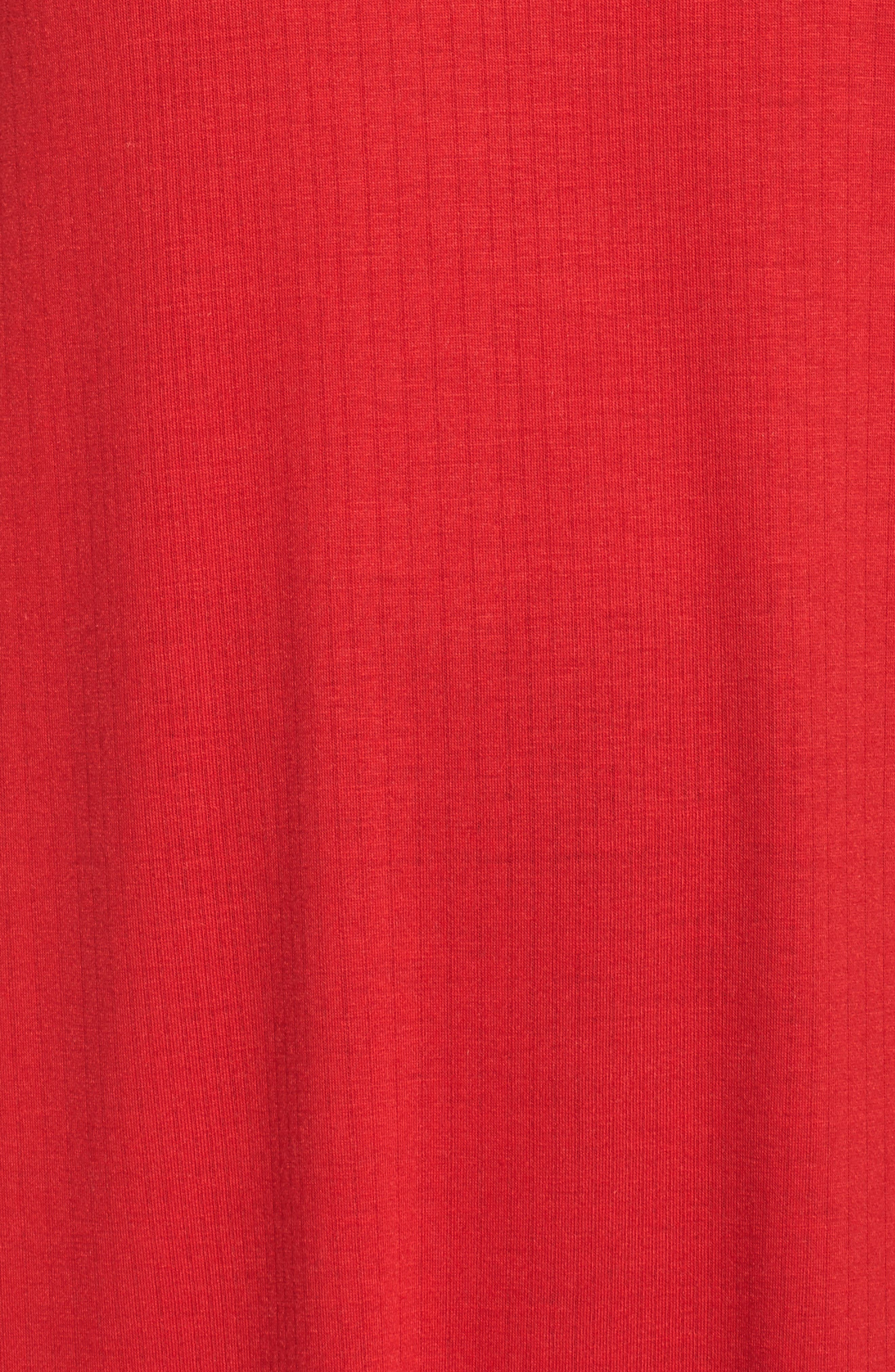 Alternate Image 5  - Honeydew Intimates Rib Sleep Shirt