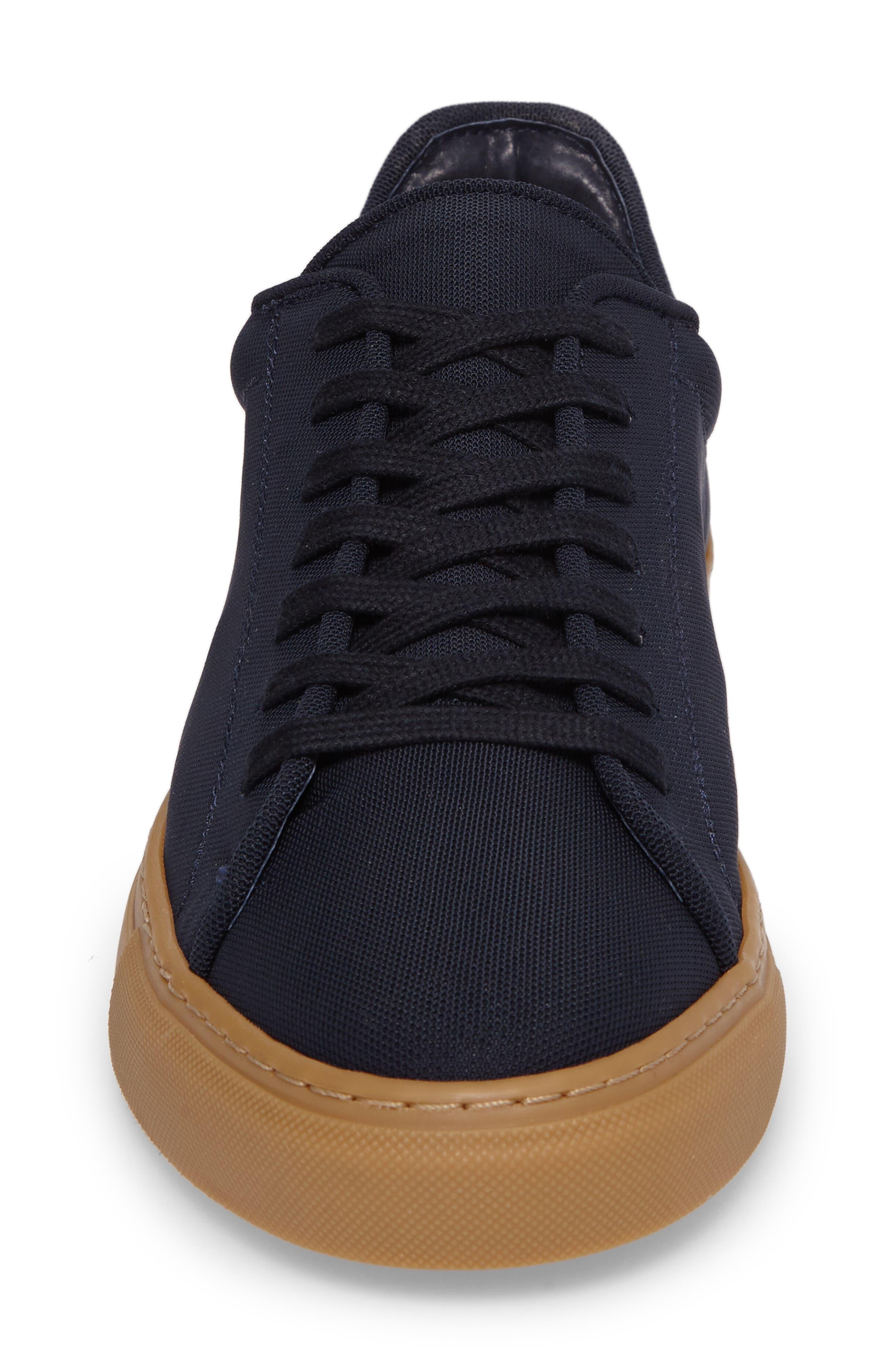 Dylan Sneaker,                             Alternate thumbnail 4, color,                             Navy