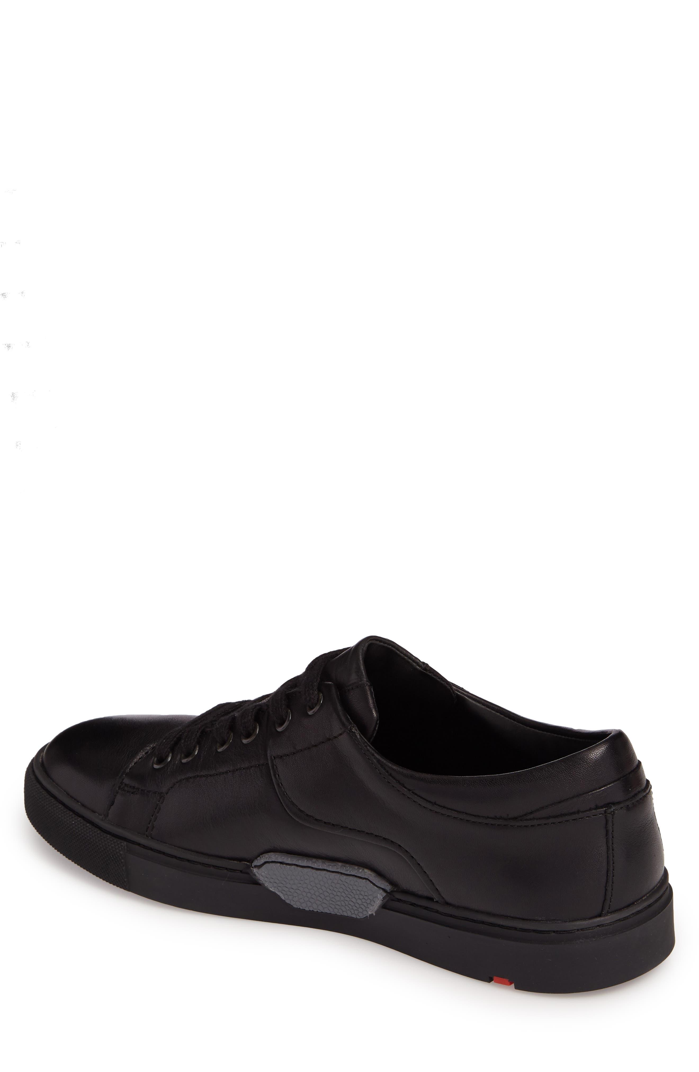 Adamson Sneaker,                             Alternate thumbnail 2, color,                             Black