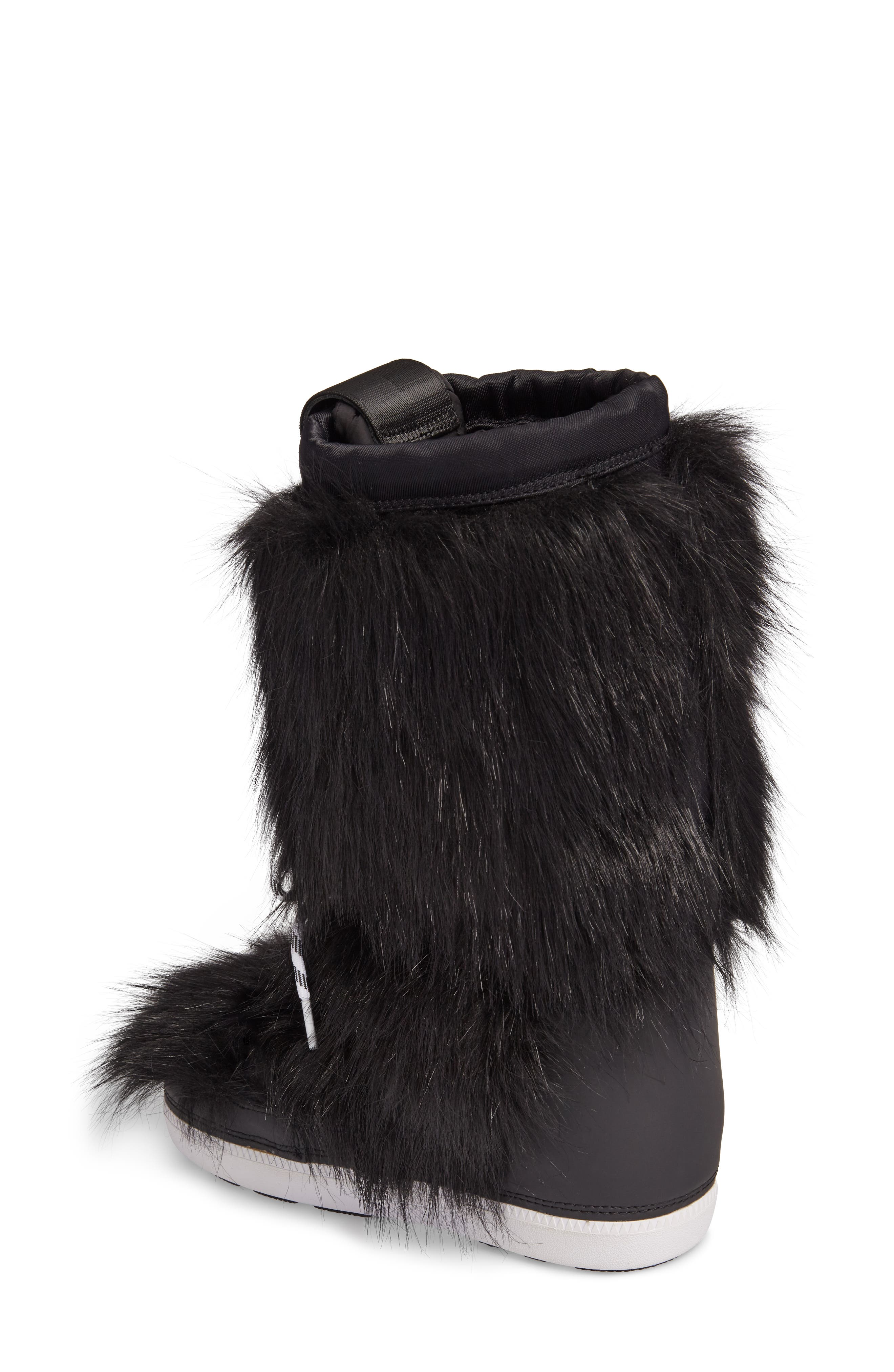 Alternate Image 2  - Hunter Snow Original Faux Fur Boot (Women)