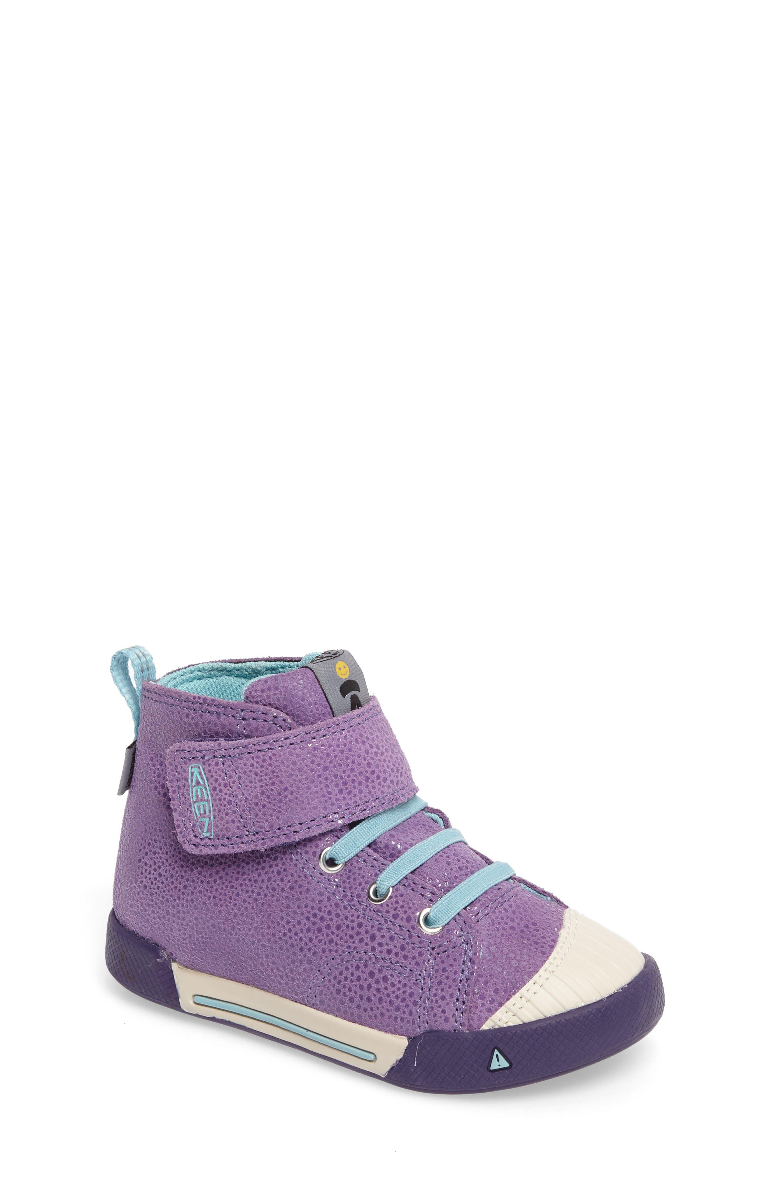 Main Image - Keen 'Encanto Scout' High Top Sneaker (Baby, Walker, Toddler & Little Kid)