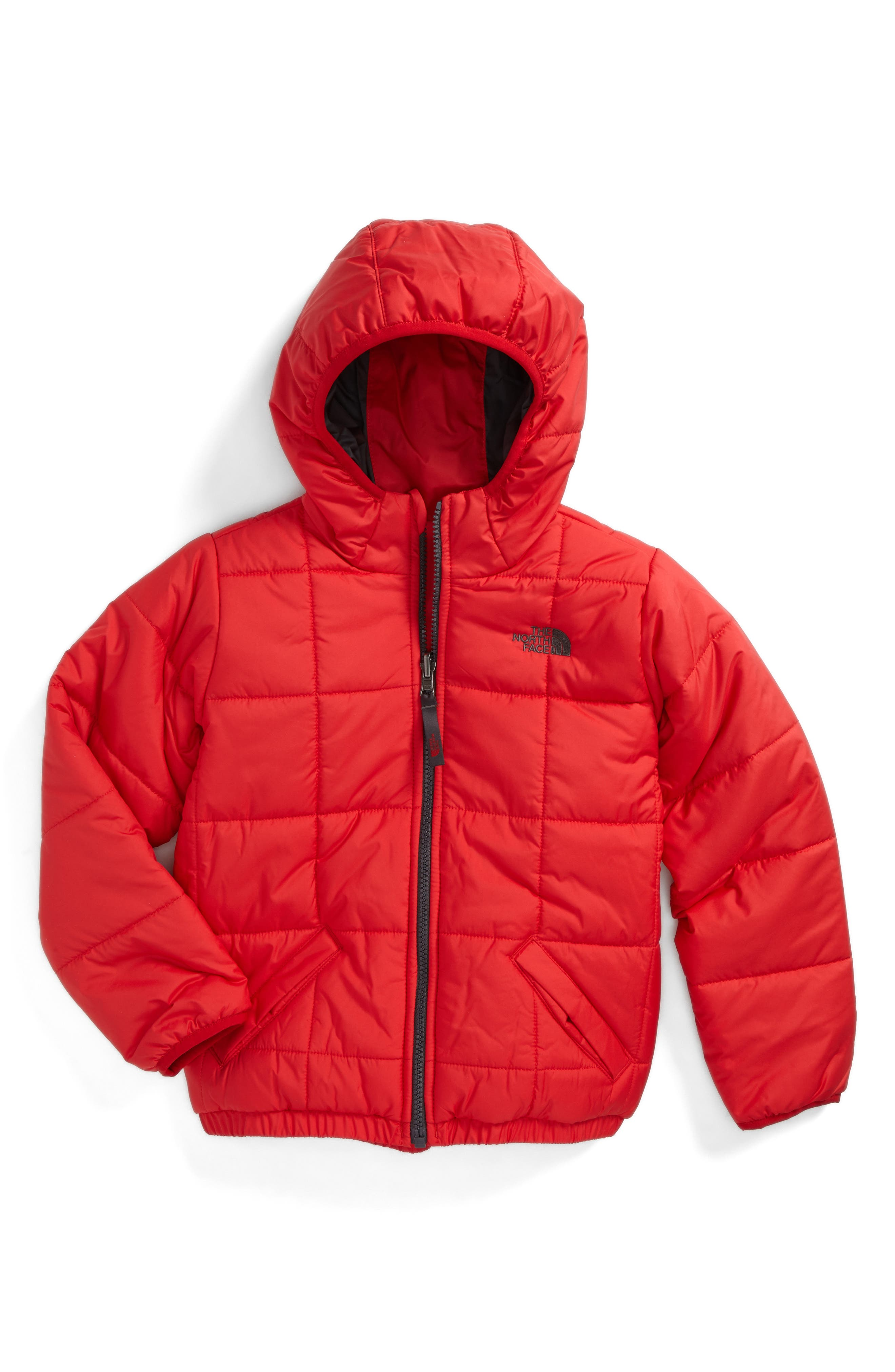 The North Face Perrito Reversible Water Repellent Heatseeker™ Insulated Jacket (Toddler Boys & Little Boys)