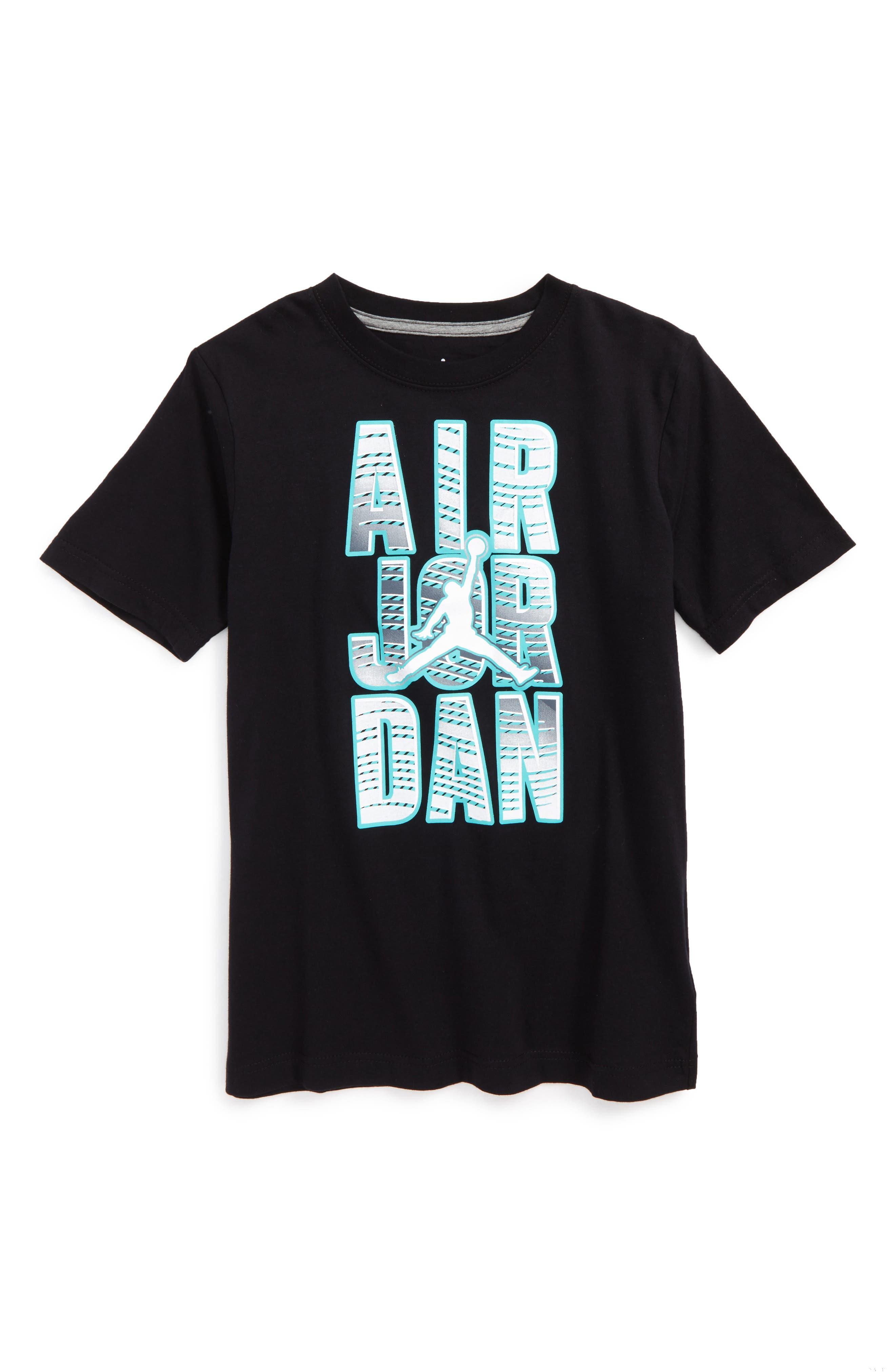 Reveal Graphic T-Shirt,                         Main,                         color, Black