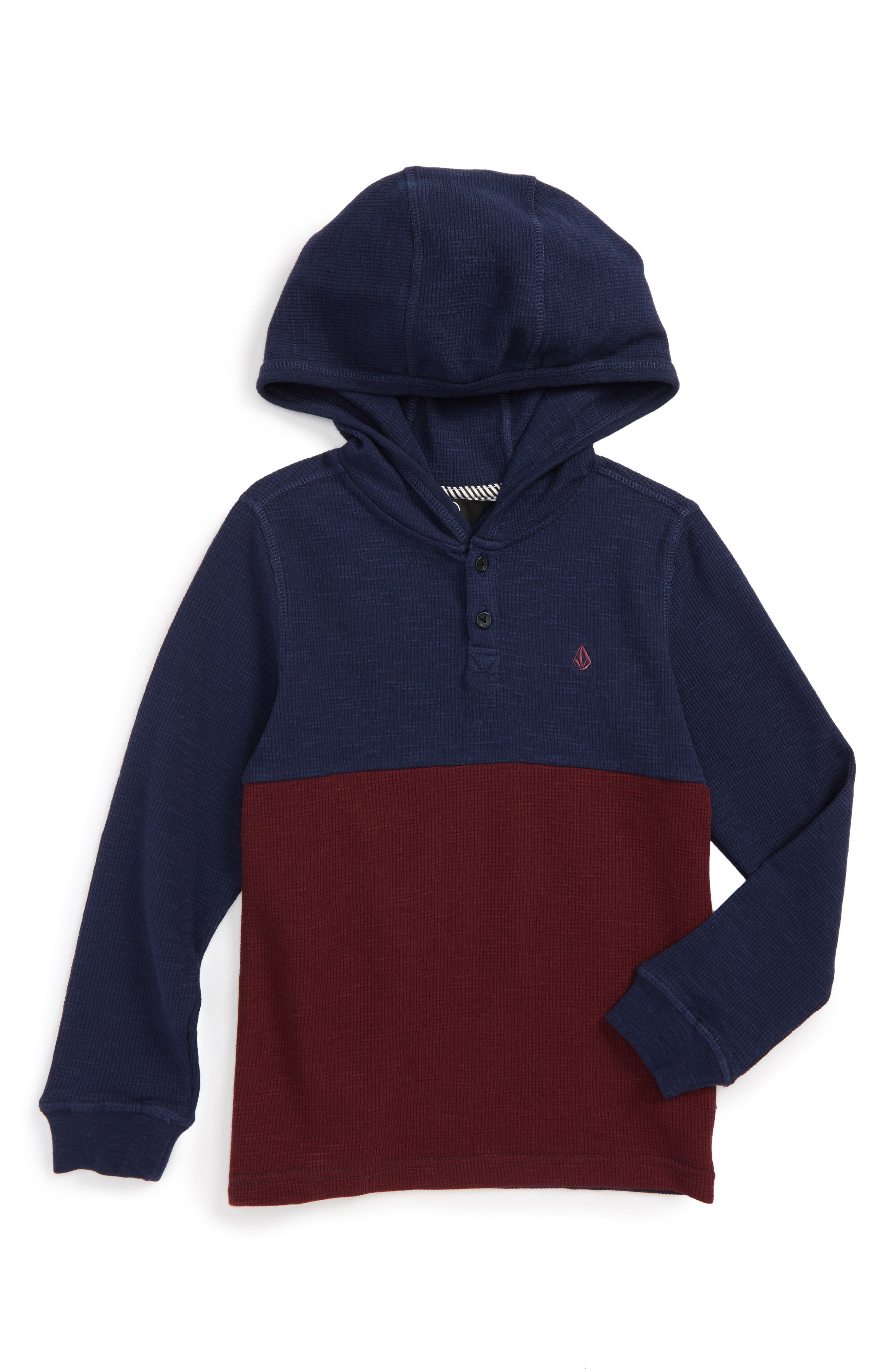 Volcom Murphy Thermal Hoodie (Toddler Boys & Little Boys)