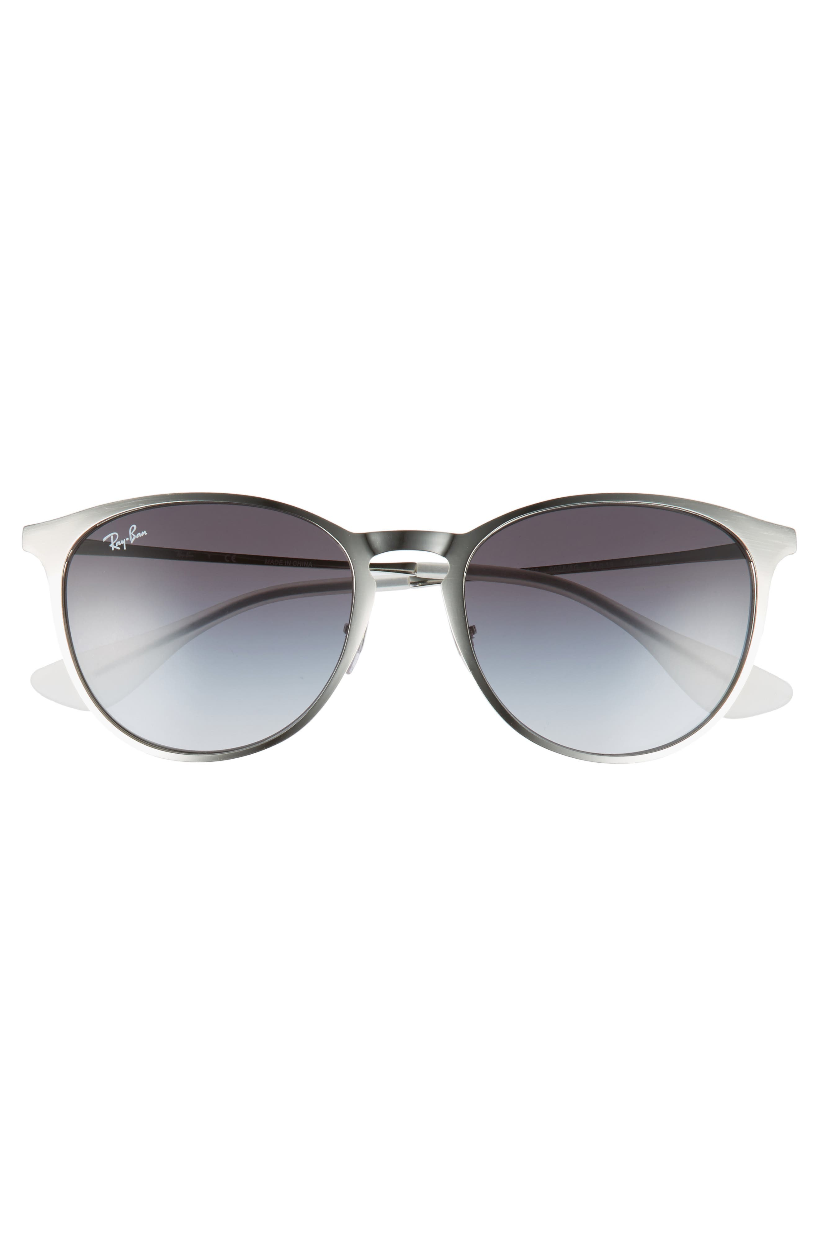 'Youngster' 54mm Sunglasses,                             Alternate thumbnail 3, color,                             Lite Silver