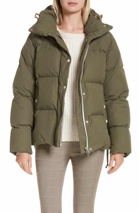 Designer Puffer Coats & Vests for Women | Nordstrom