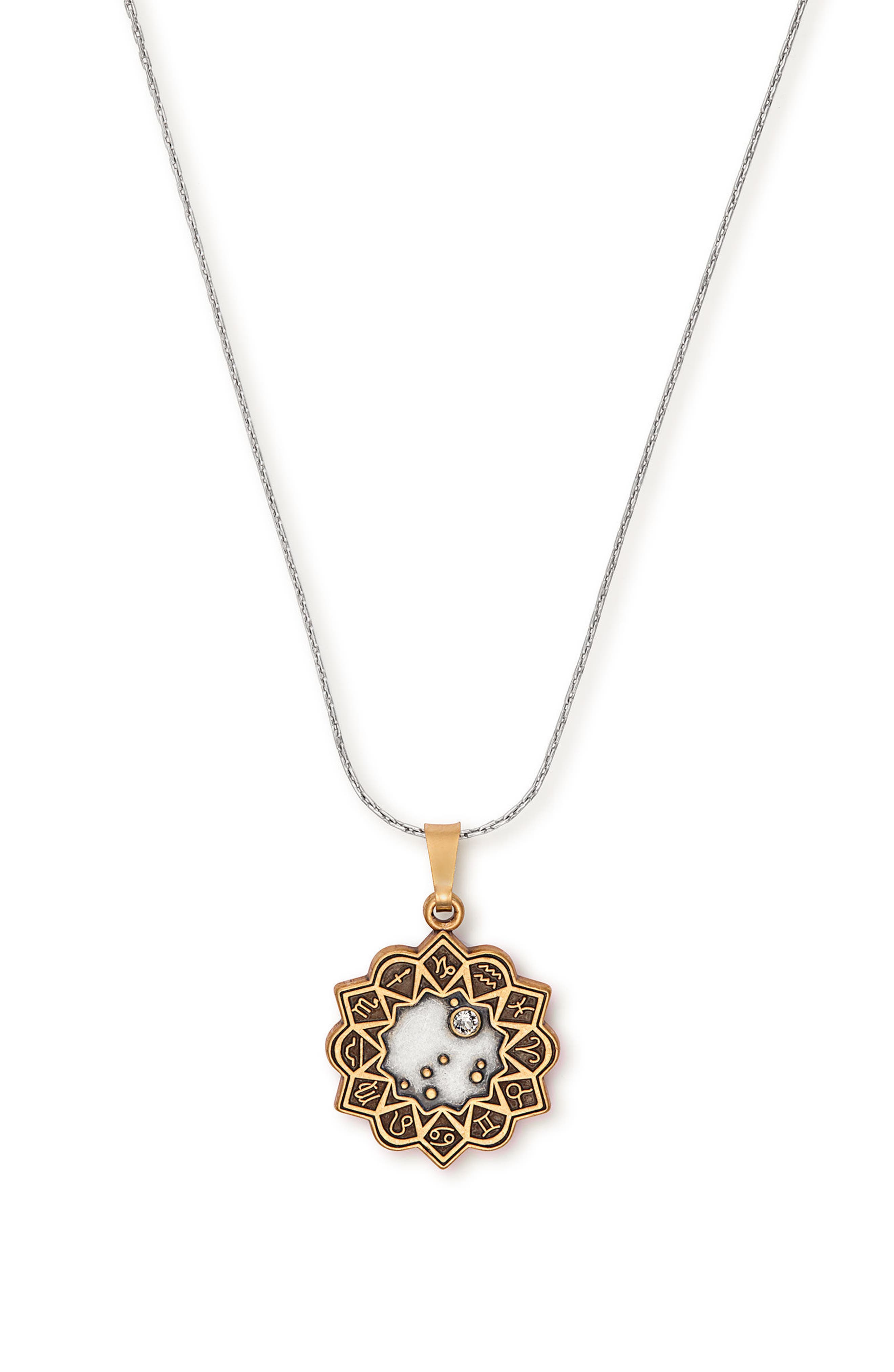 Main Image - Alex and Ani Aries Expandable Pendant Necklace