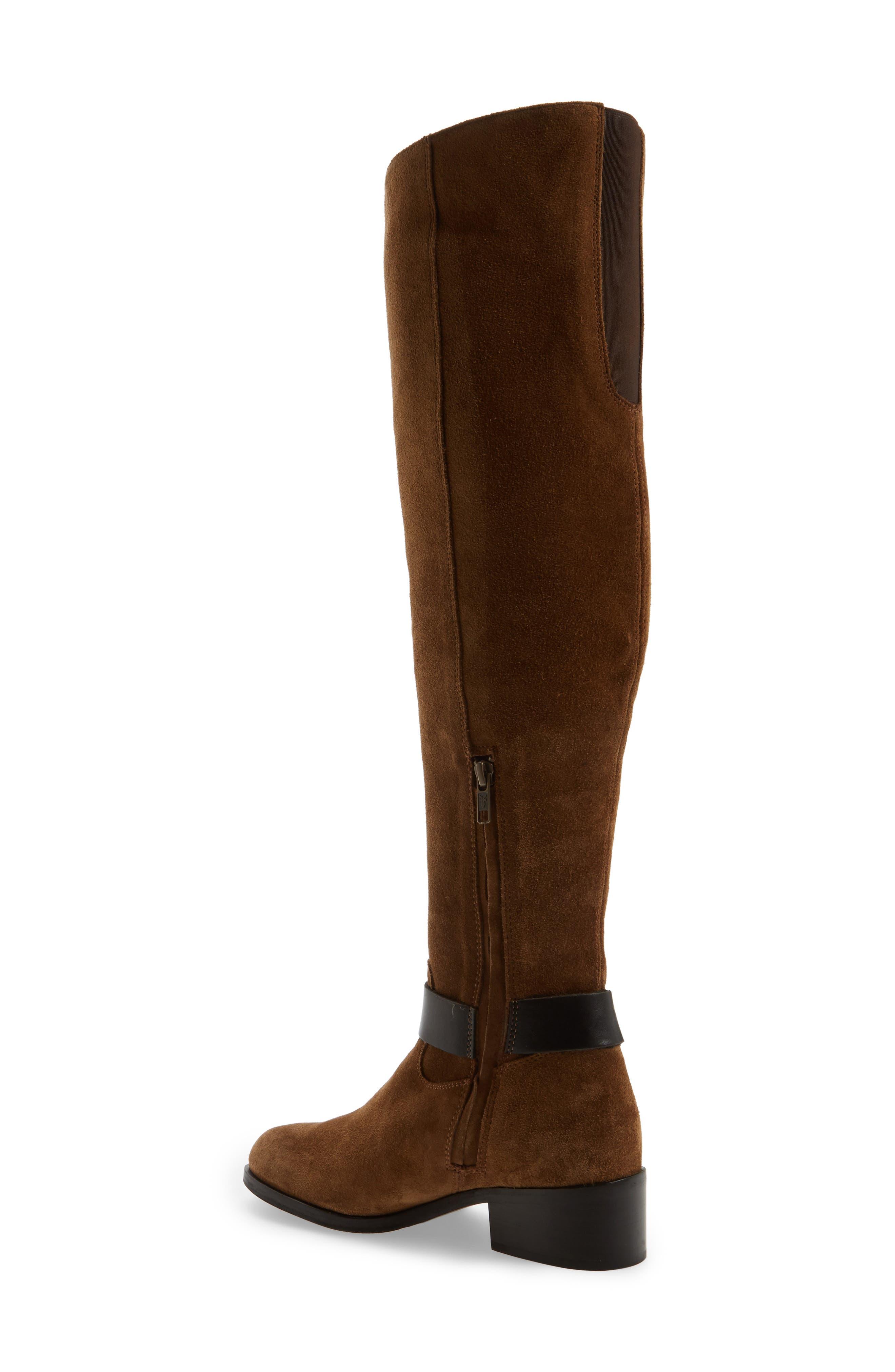 Alternate Image 2  - Frye Kristen Harness Over the Knee Boot (Women)