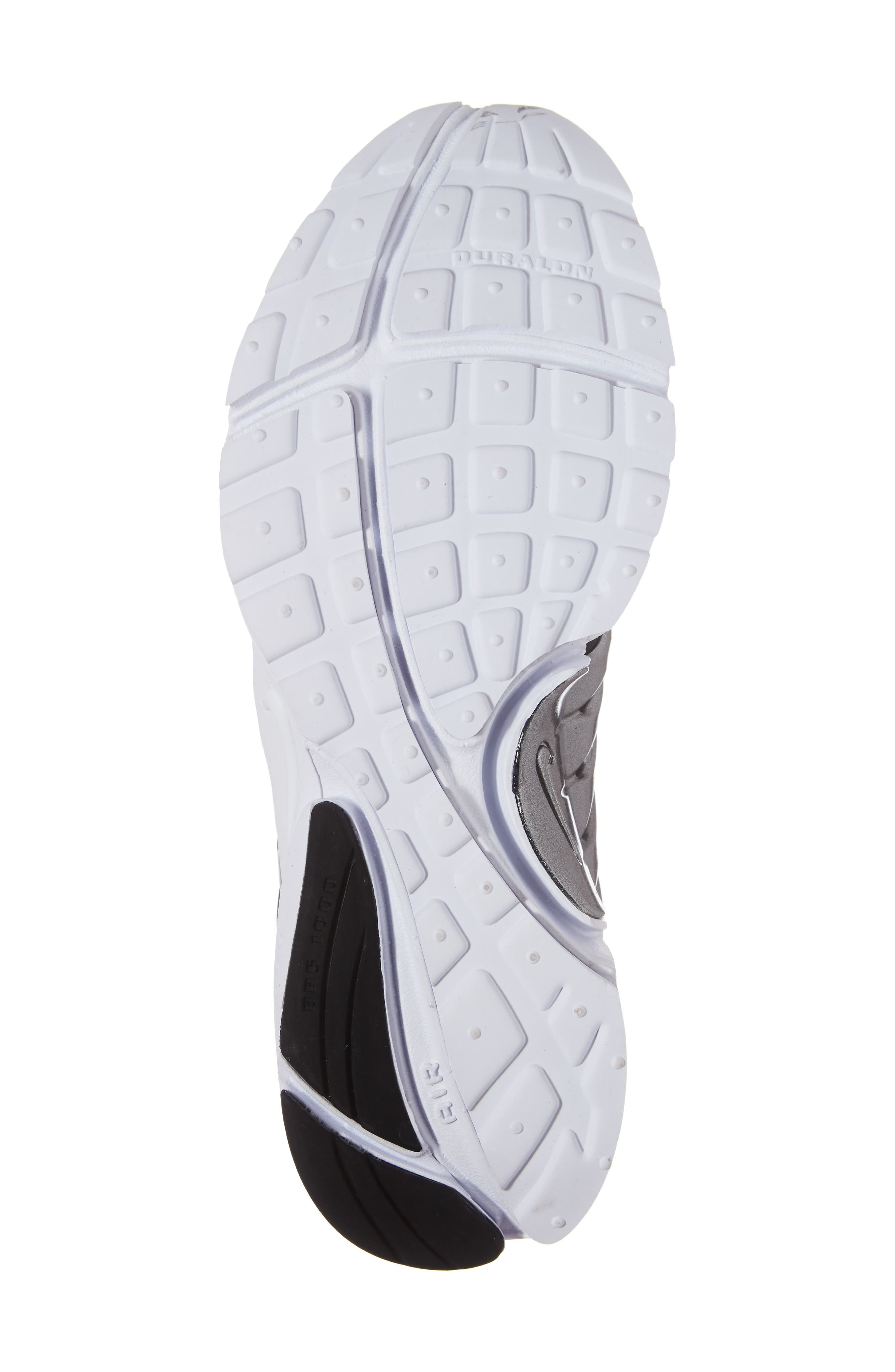 Air Presto Premium Sneaker,                             Alternate thumbnail 6, color,                             Metallic Hematite/ Cool Grey