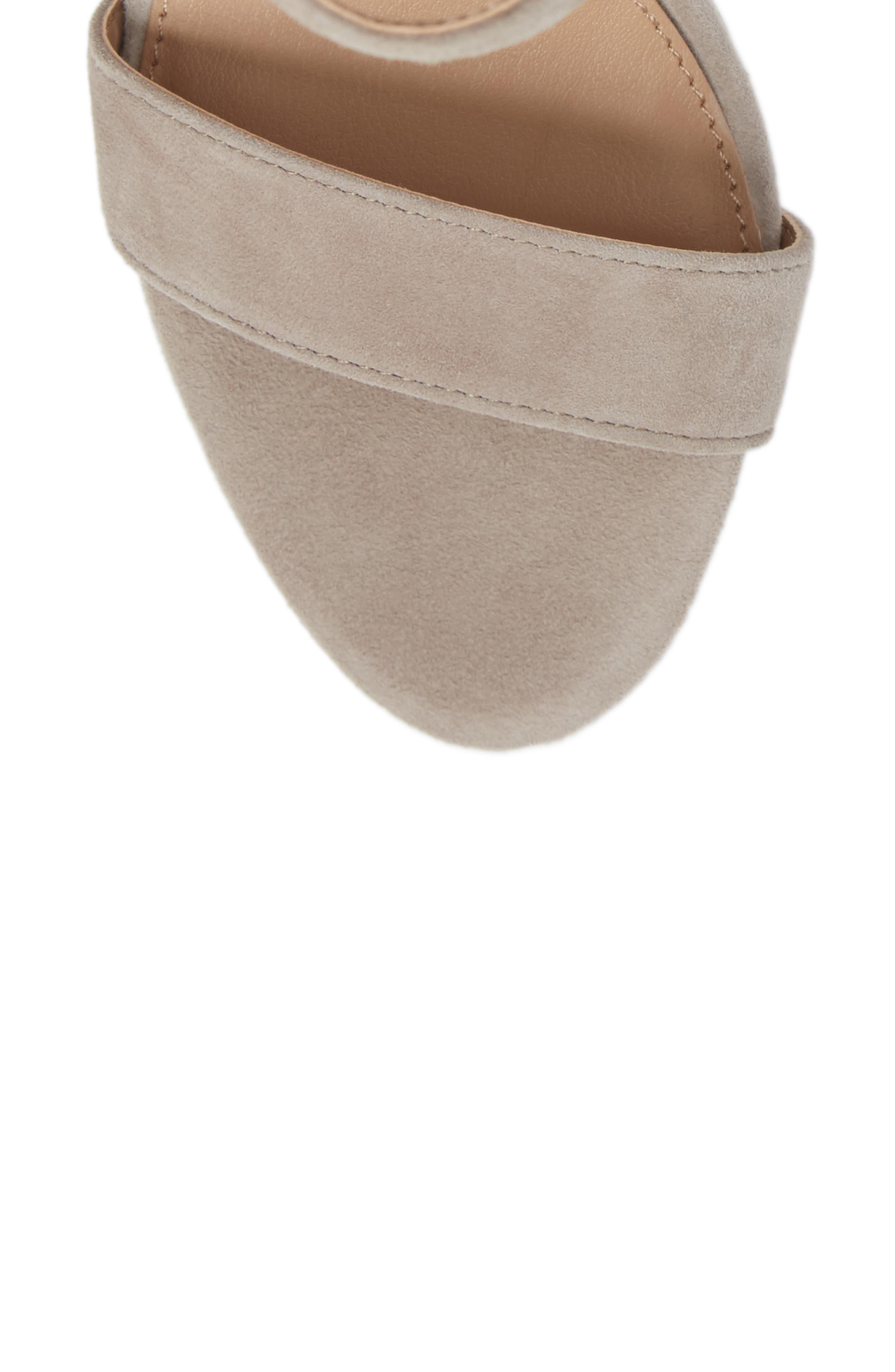 Alternate Image 5  - Steve Madden Teaser Sandal (Women)