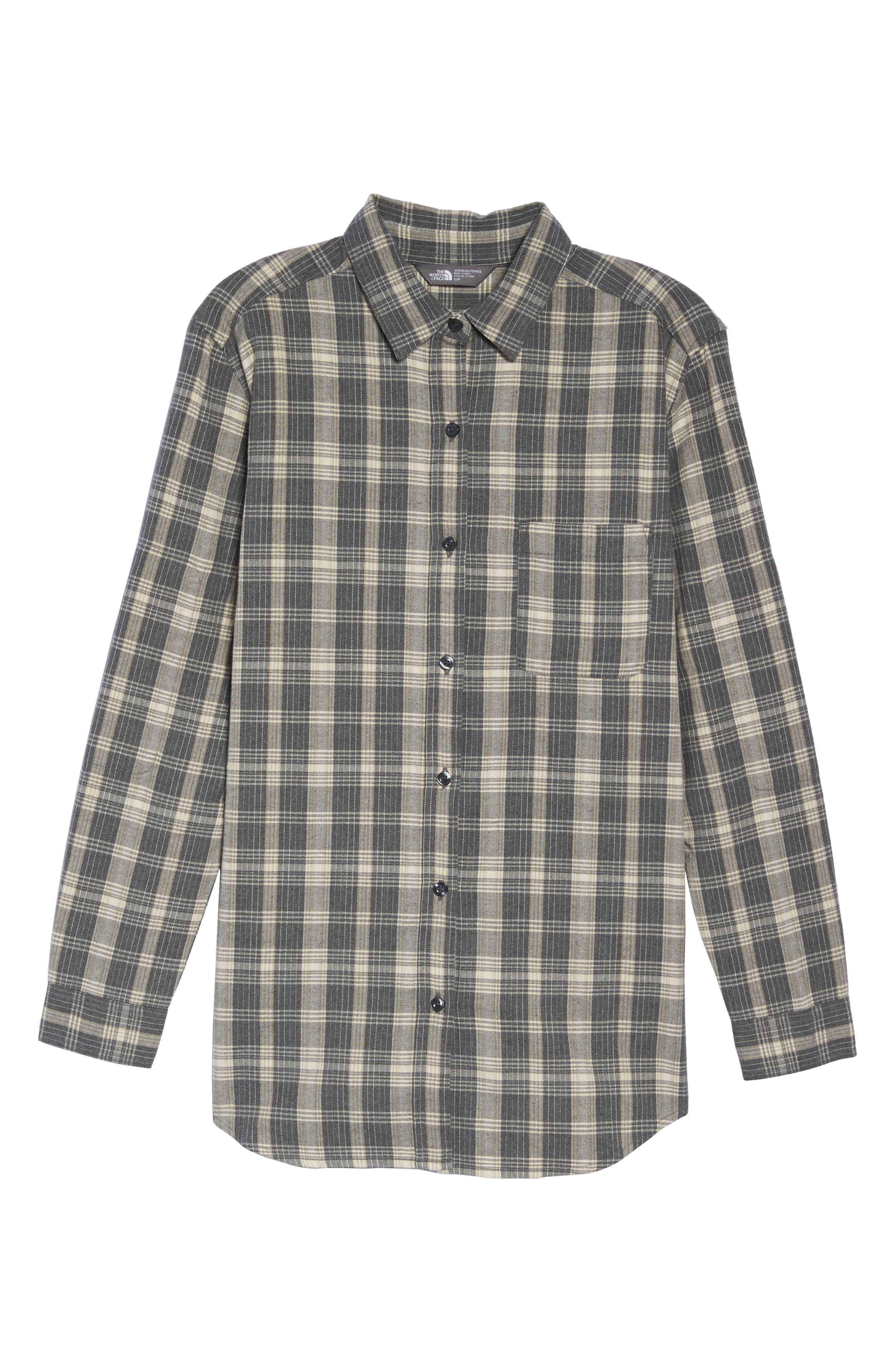 Alternate Image 7  - The North Face Boyfriend Shirt