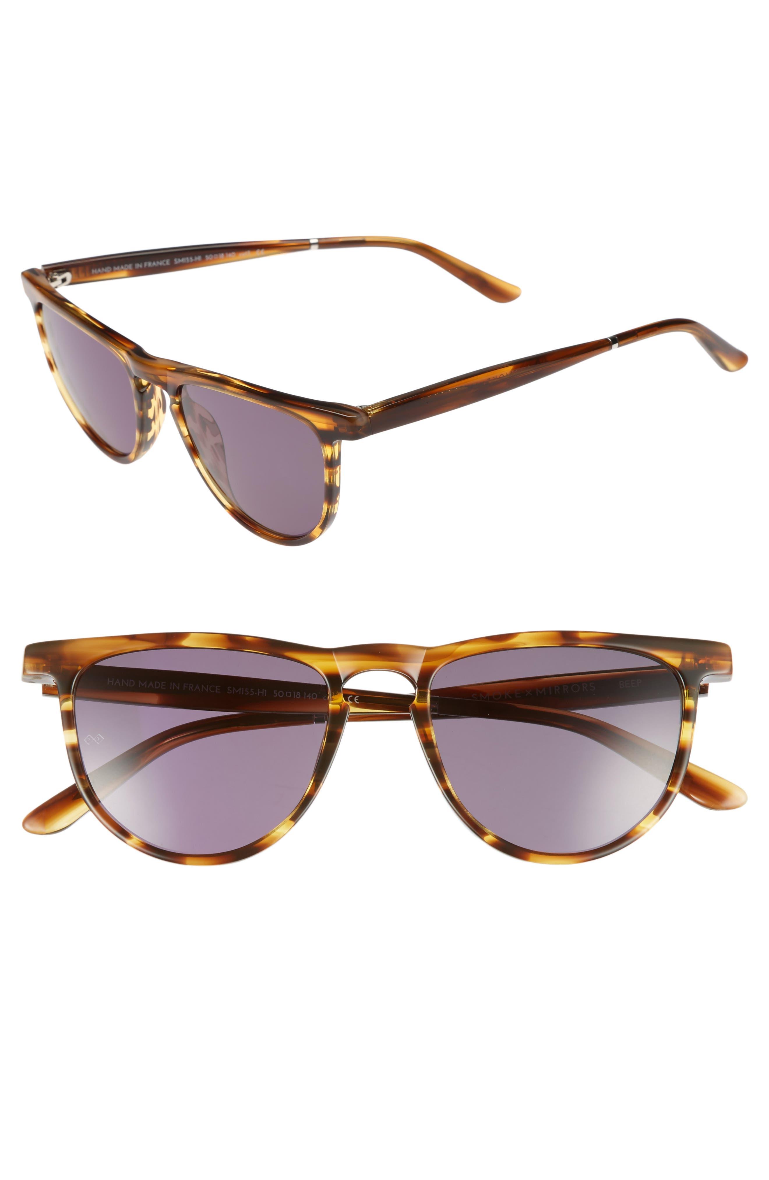 Smoke x Mirrors Beep 50mm Sunglasses