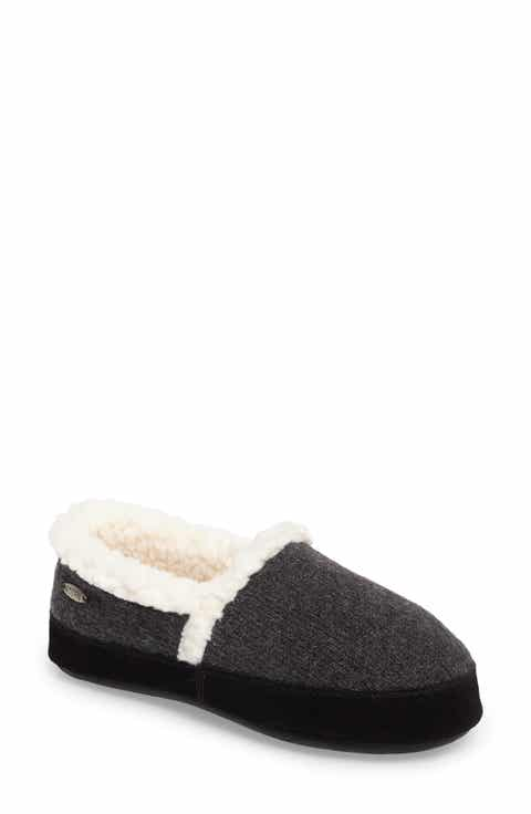 Acorn Moc Ragg Slipper Women