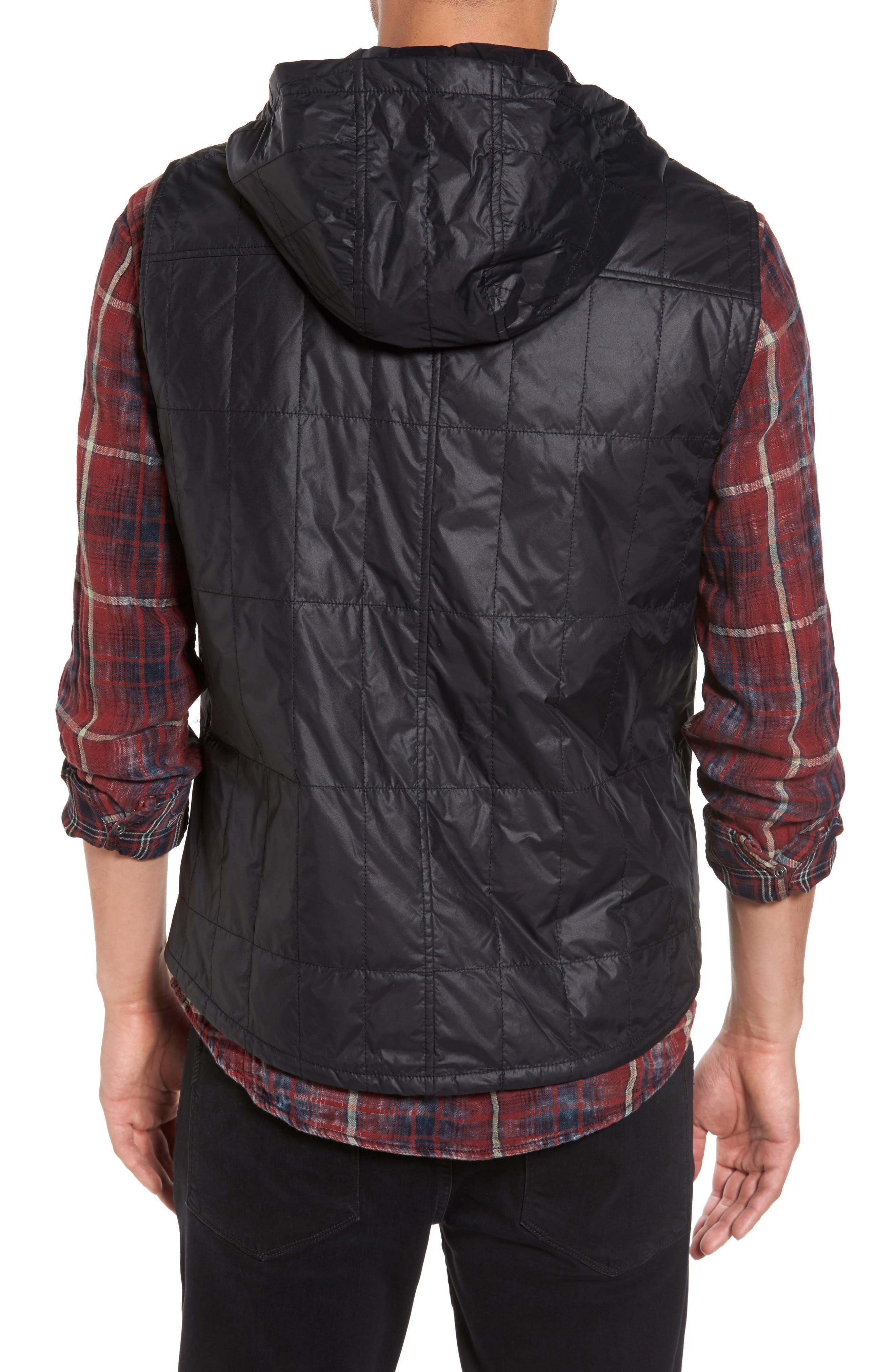 Alternate Image 2  - John Varvatos Star USA Quilted Vest