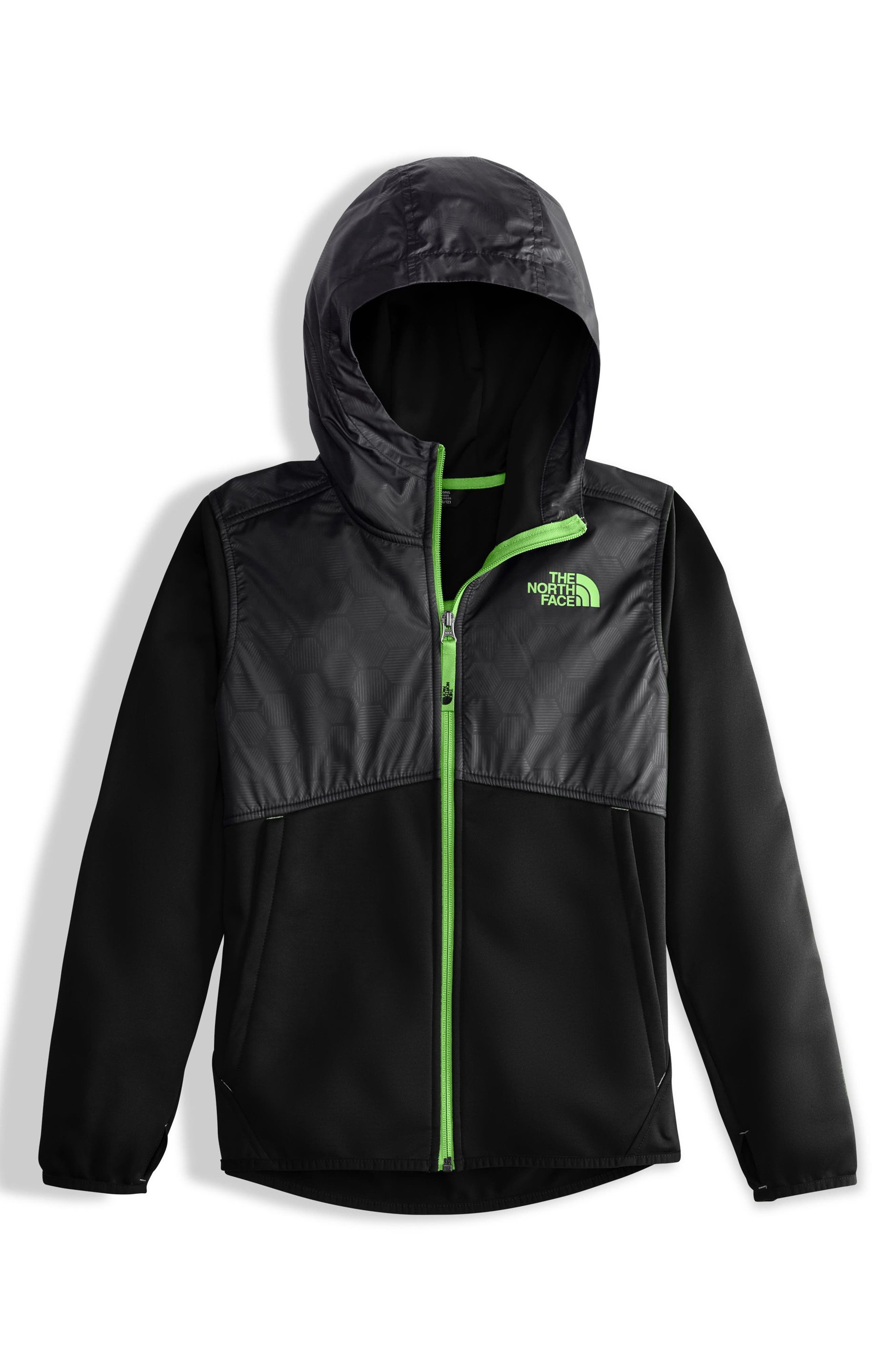 Alternate Image 1 Selected - The North Face Kickin It Hoodie (Big Boys)