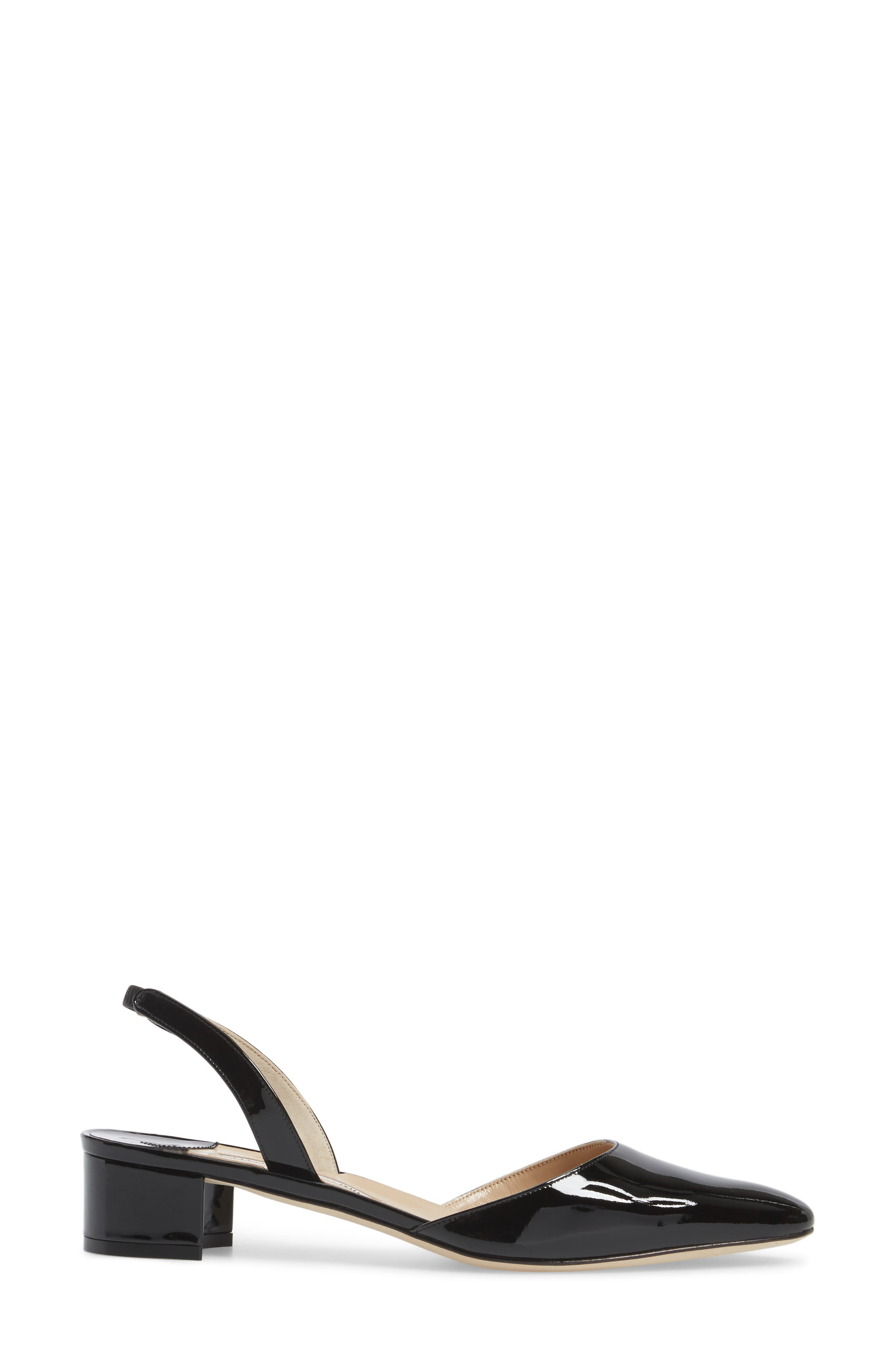 Alternate Image 3  - Manolo Blahnik Aspro Block Heel Pump (Women)
