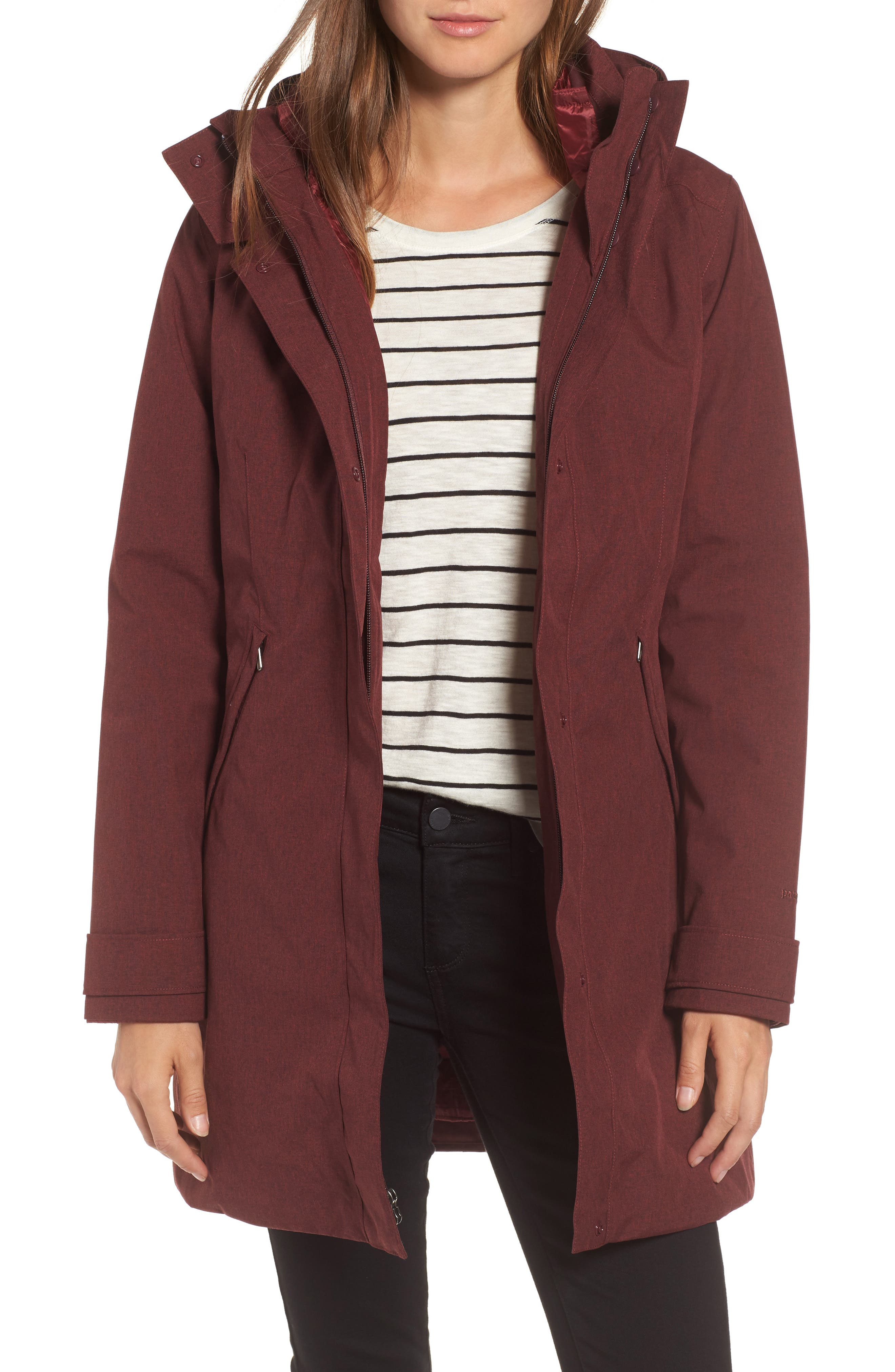 Patagonia 'Vosque' 3-in-1 Parka (Online Only) | Nordstrom