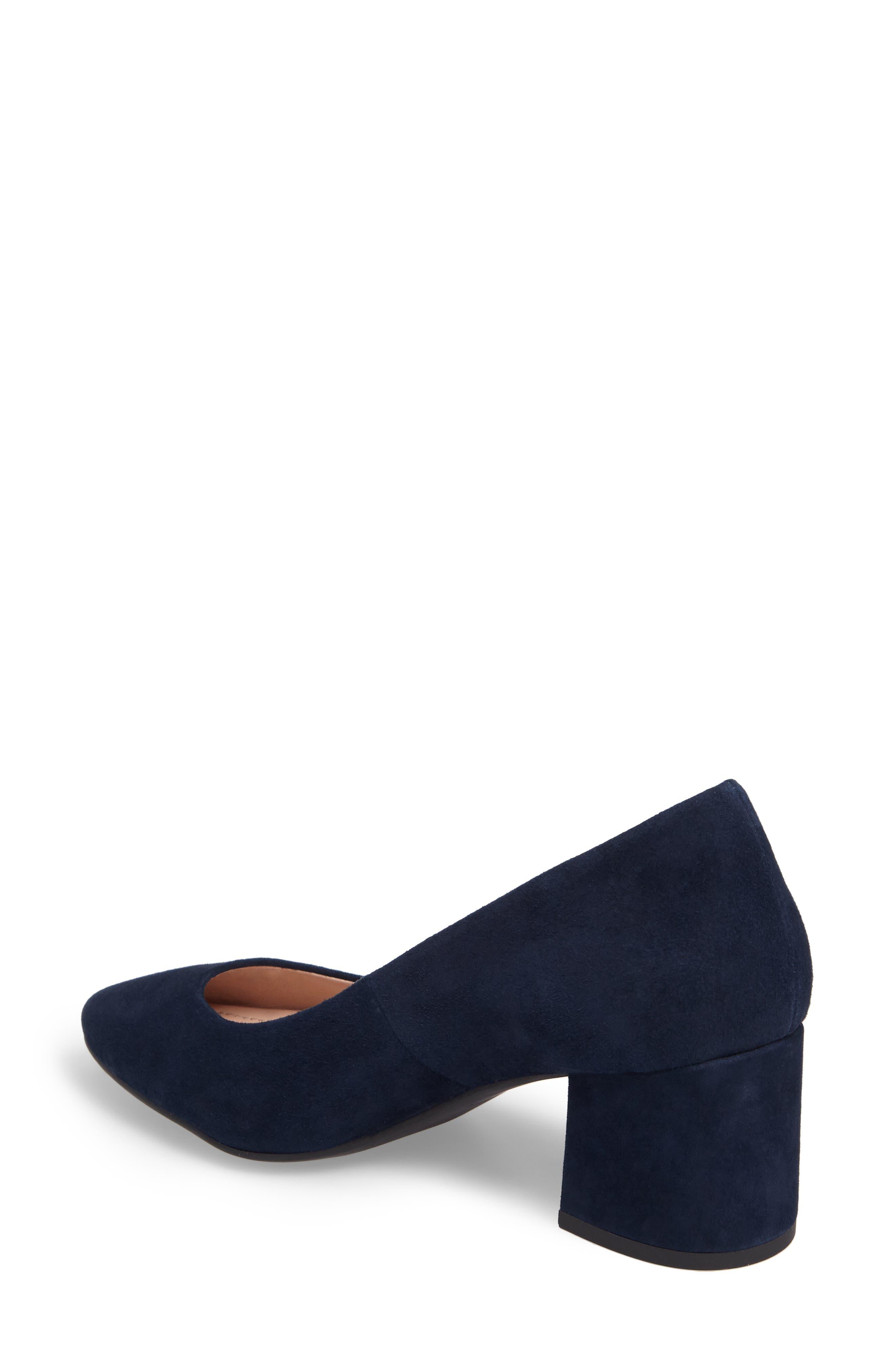 Alternate Image 2  - Taryn Rose Rochelle Block Heel Pump (Women)